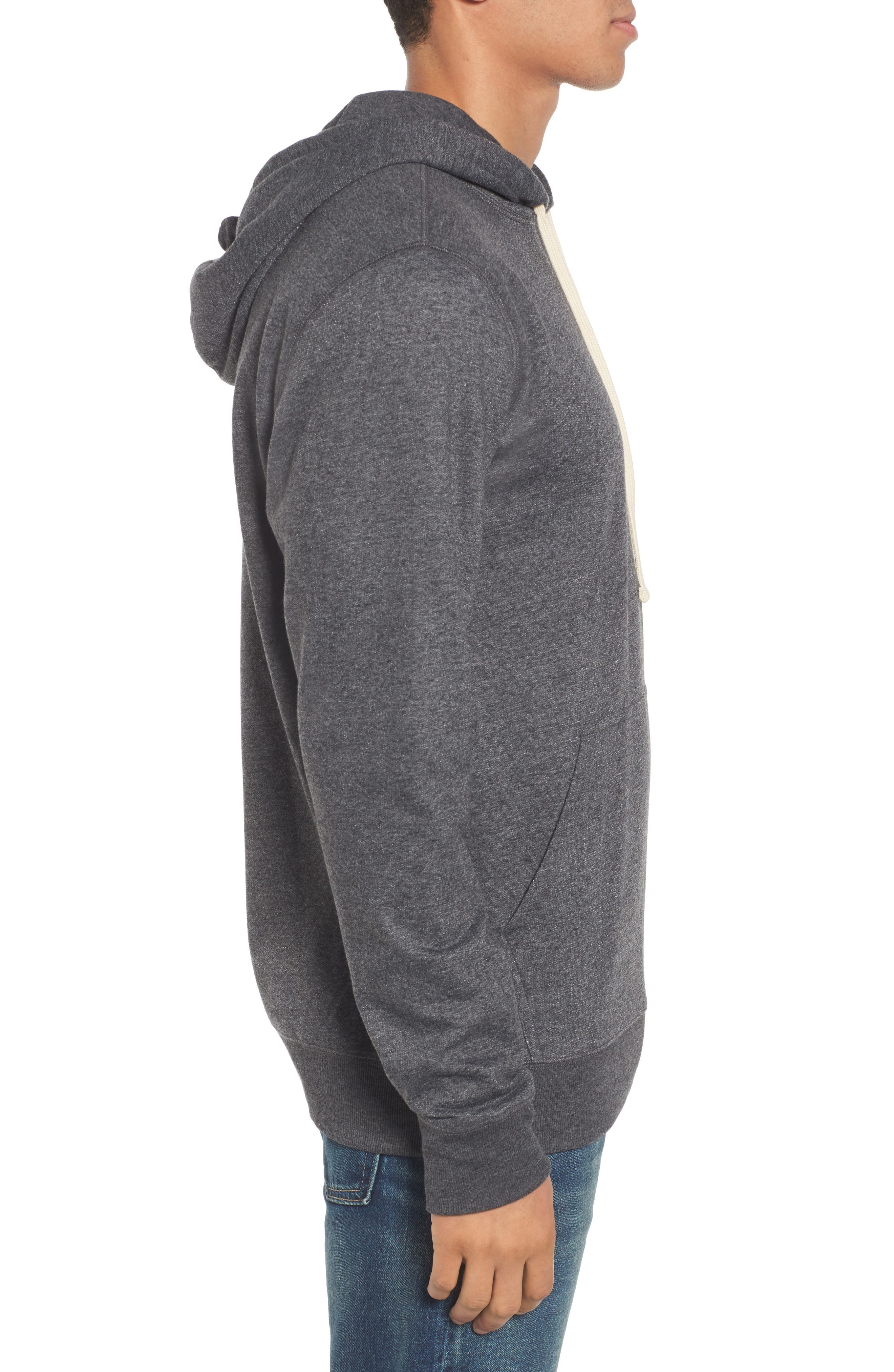Alternate Image 3  - Billabong All Day Pullover Hoodie