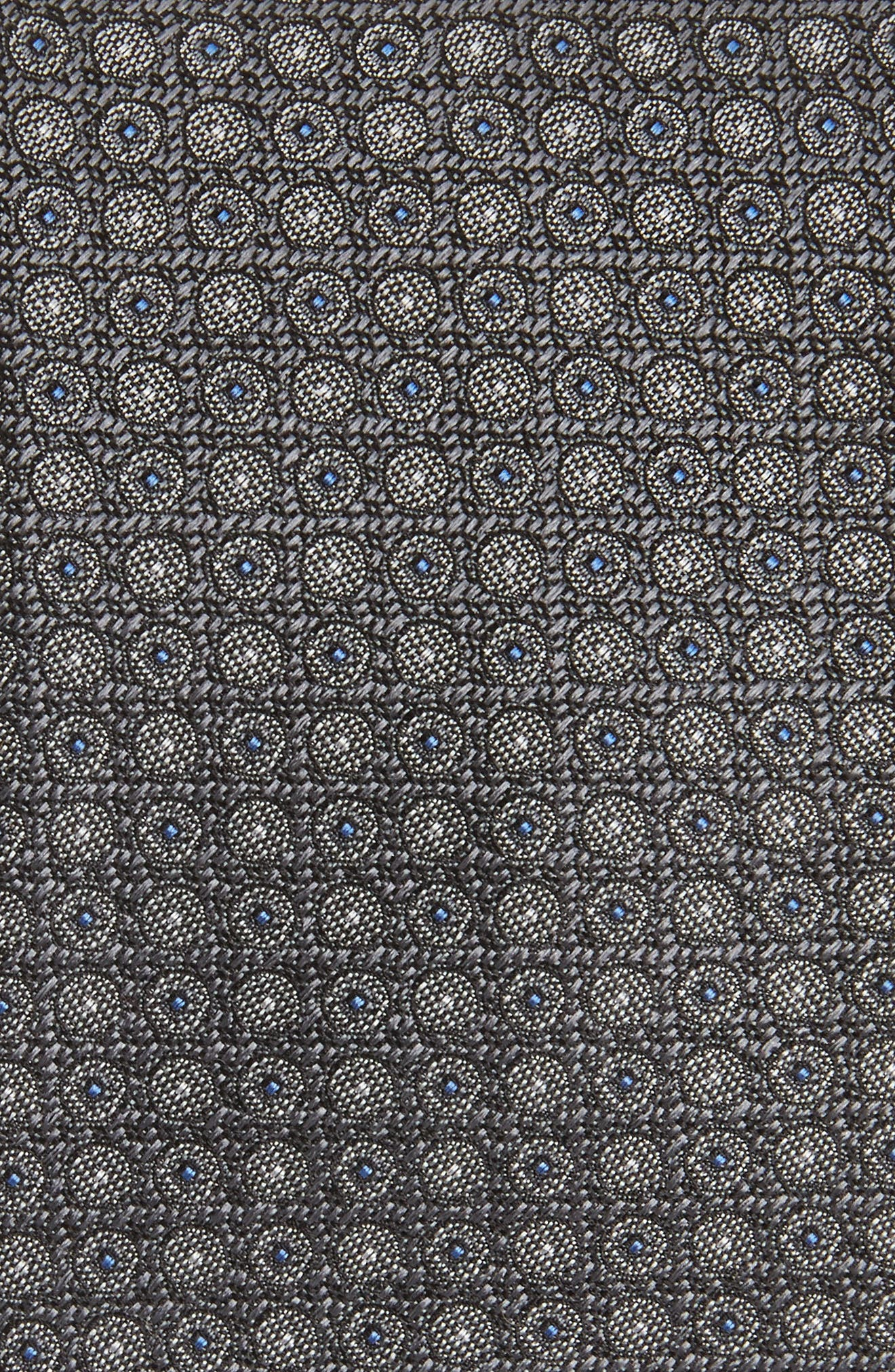 Alternate Image 2  - John Varvatos Star USA Geometric Silk Tie