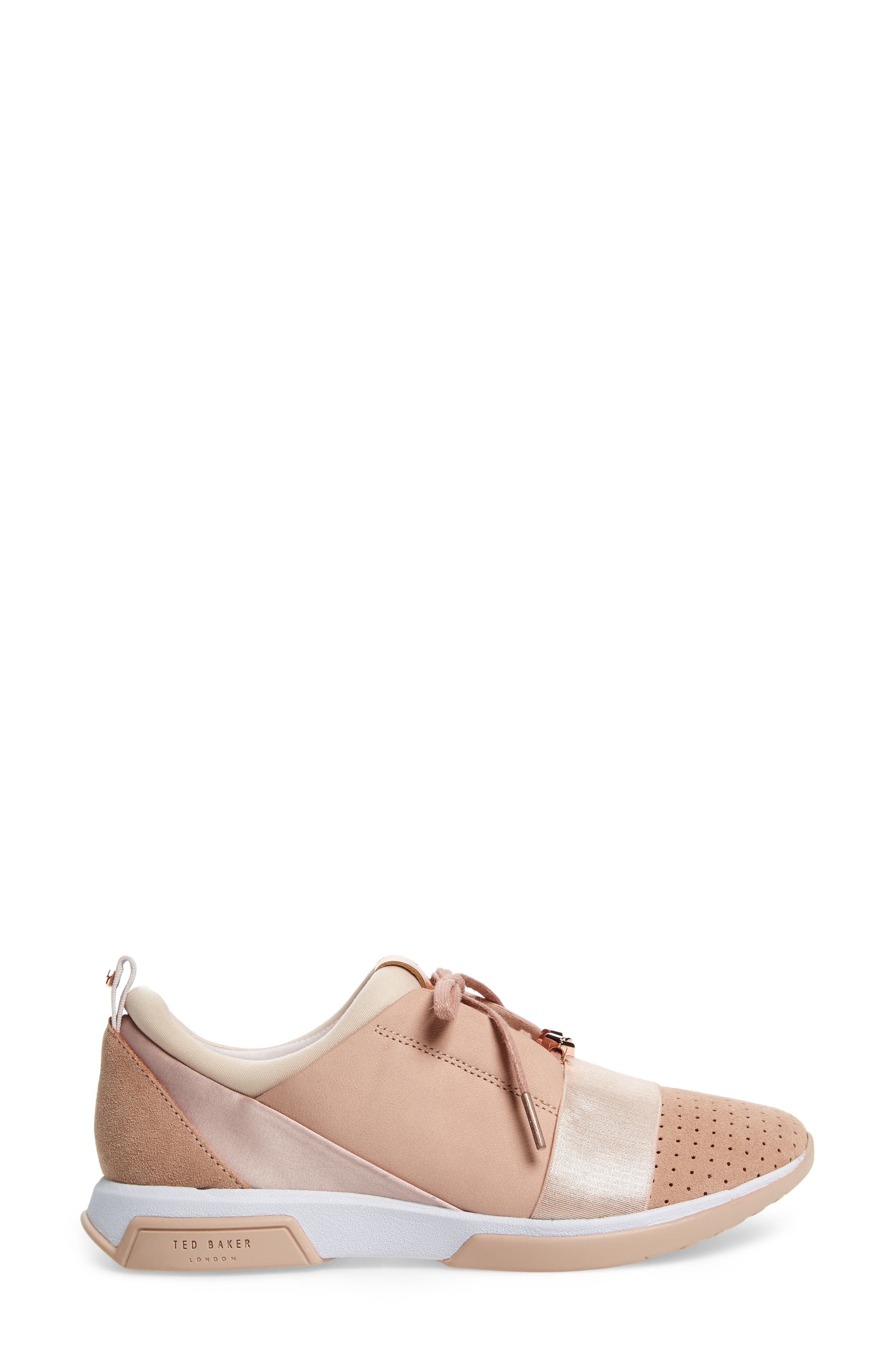 Cepa Sneaker,                             Alternate thumbnail 3, color,                             Light Pink