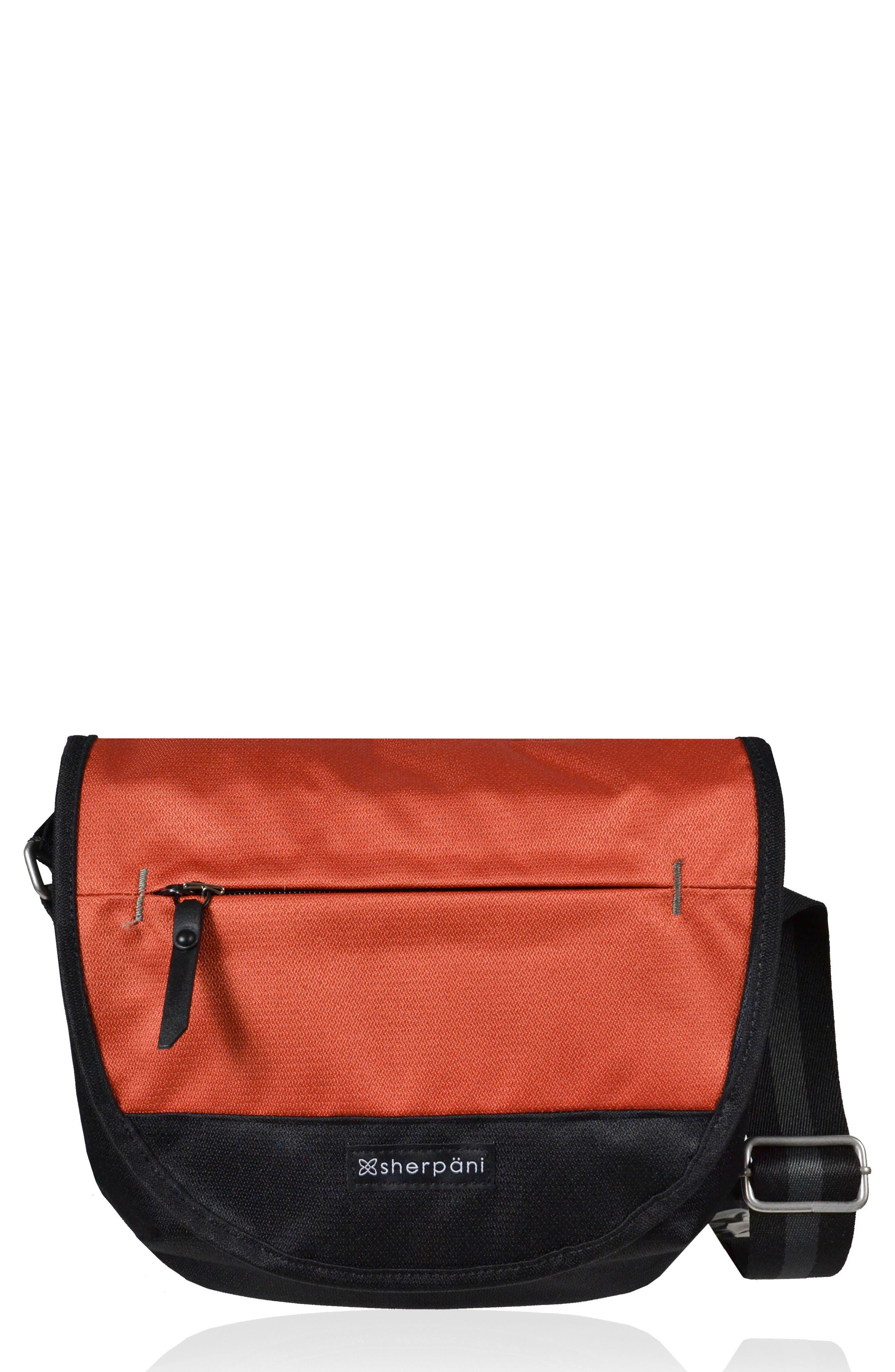 Alternate Image 1 Selected - Sherpani Milli Water Resistant RFID Pocket Messenger Bag