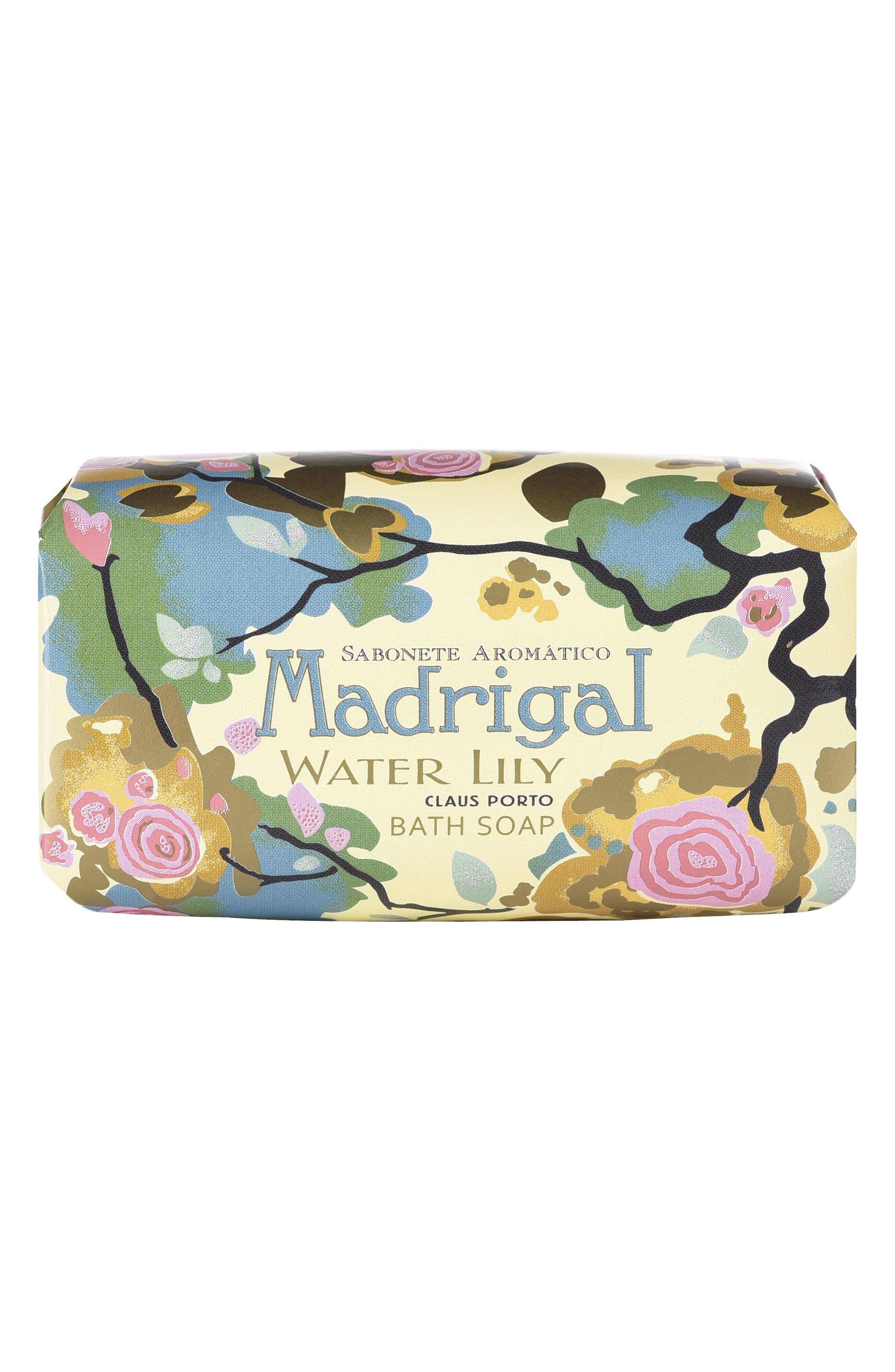 Alternate Image 2  - Claus Porto Madrigal Water Lily Soap