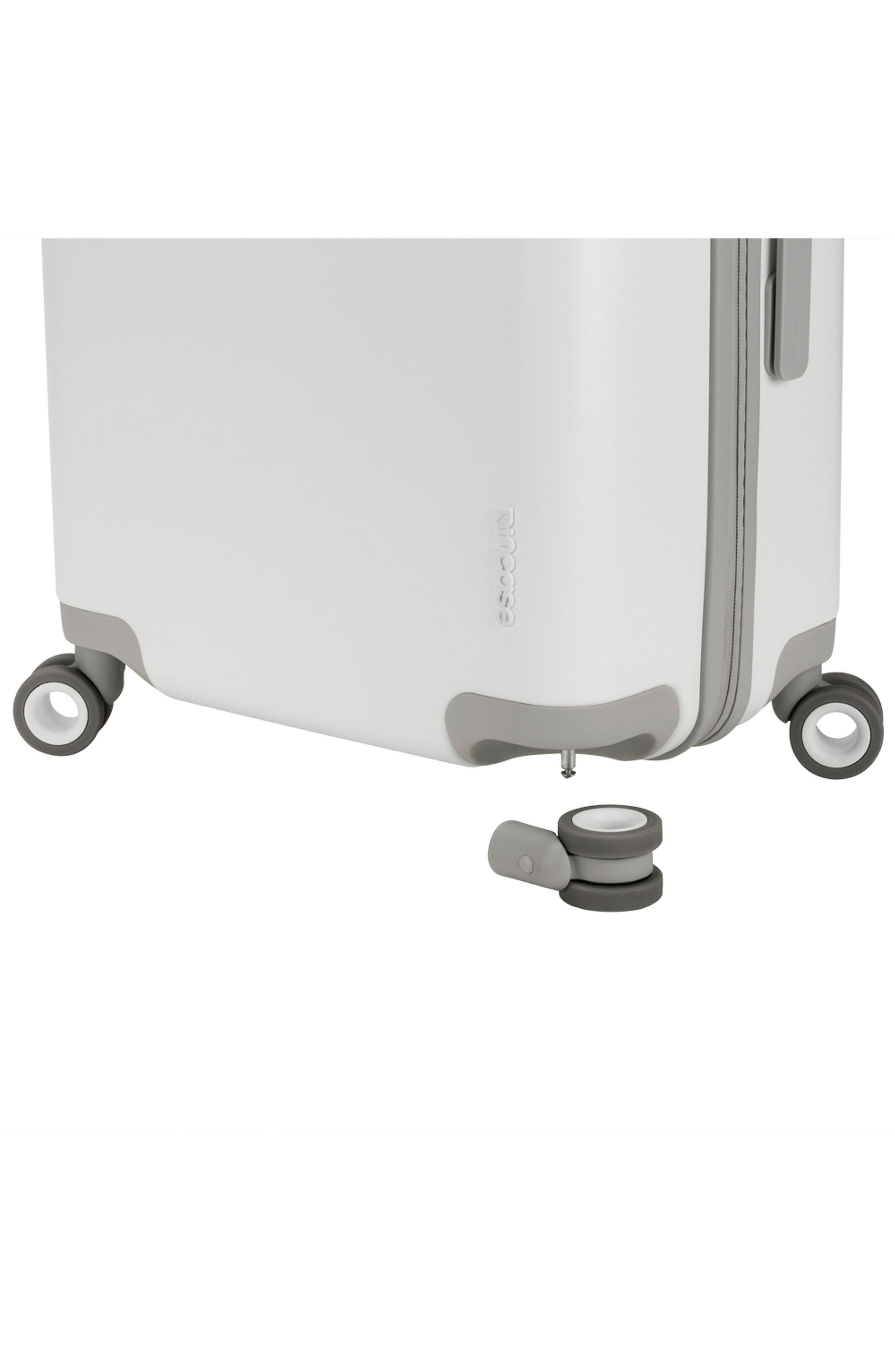 NOVI 27-Inch Hardshell Wheeled Packing Case,                             Alternate thumbnail 8, color,                             White