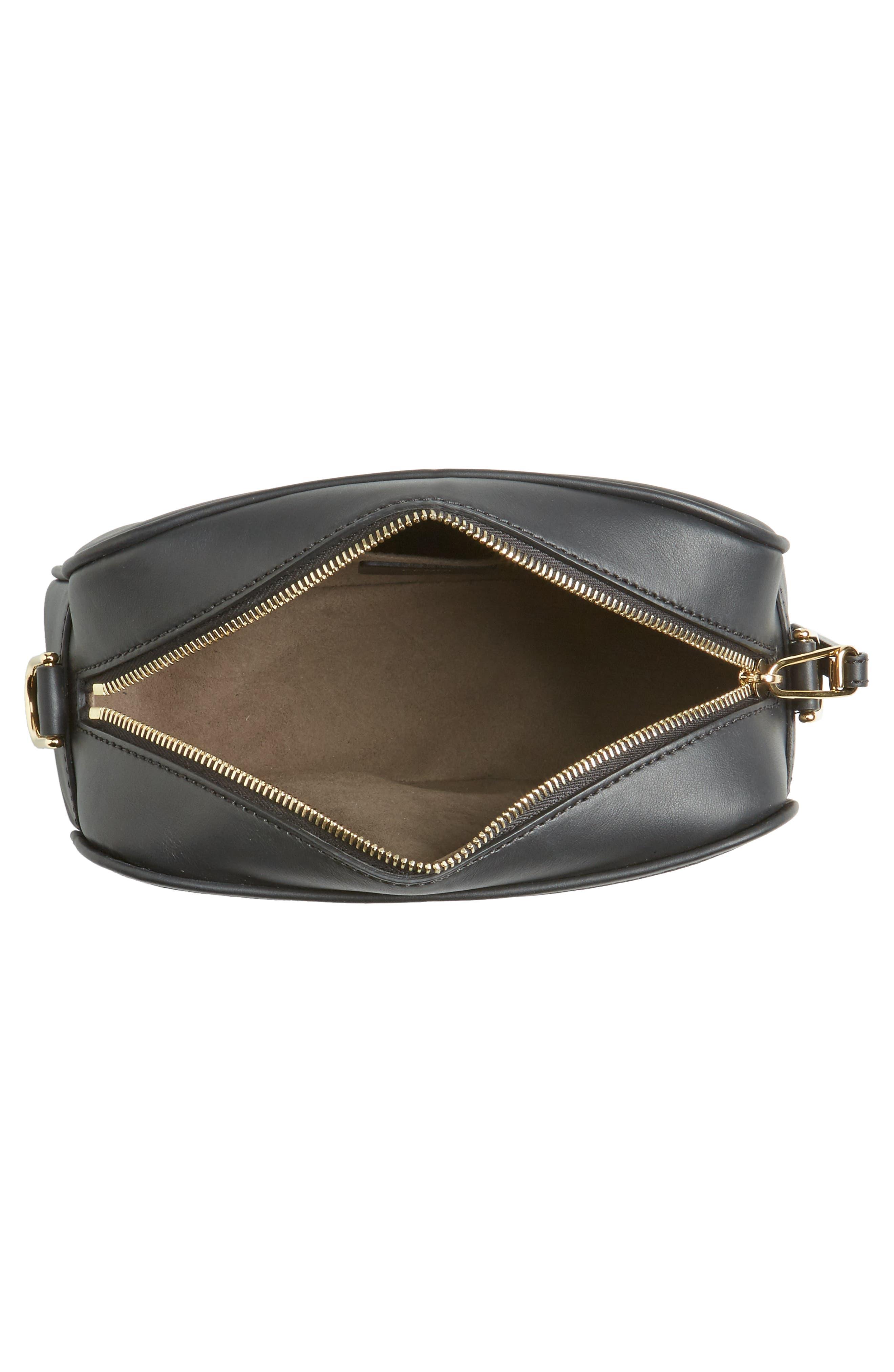 Alternate Image 4  - Fendi Logo Leather Camera Bag