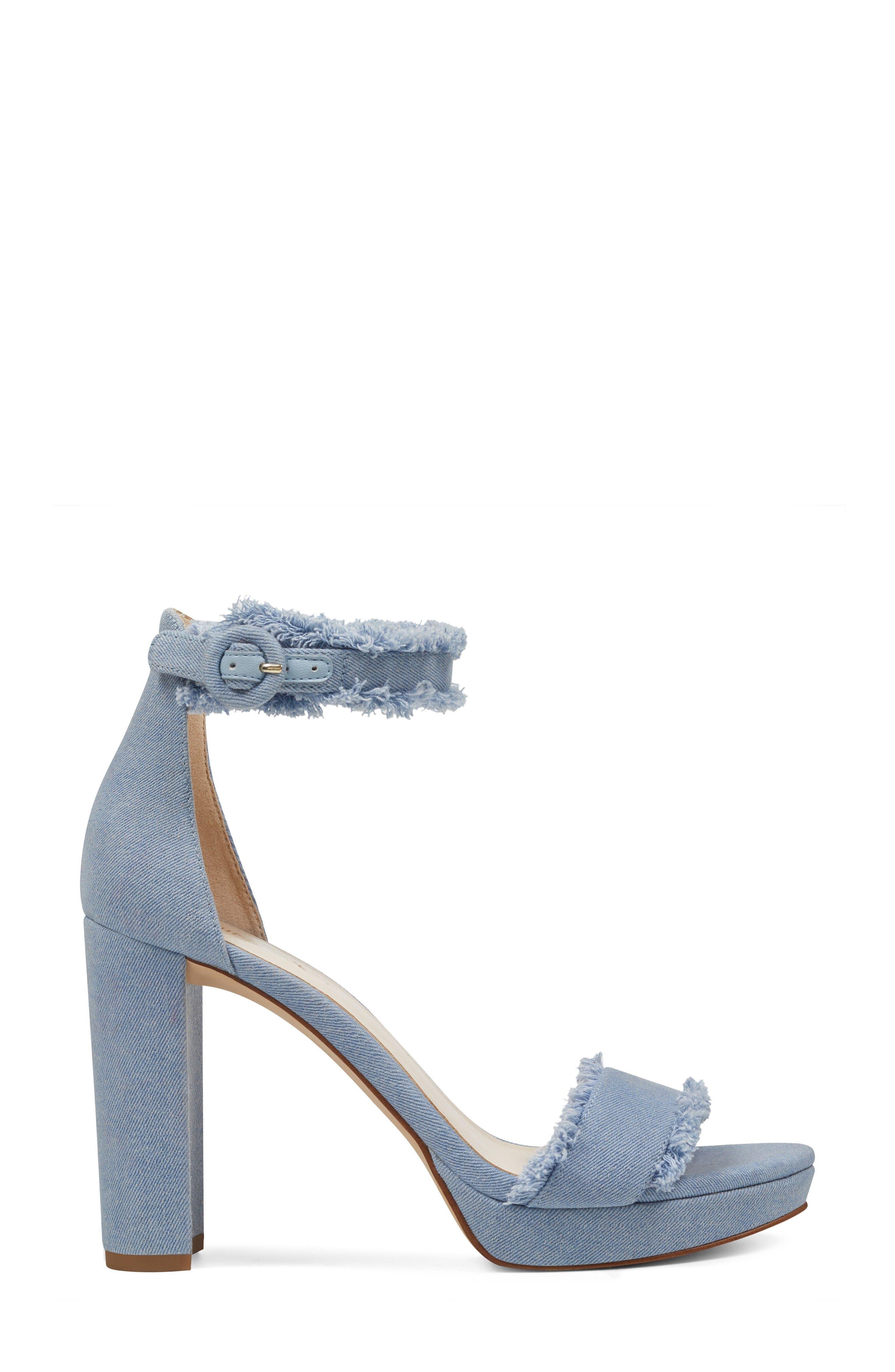 Alternate Image 3  - Nine West Daranita Ankle Strap Sandal (Women)