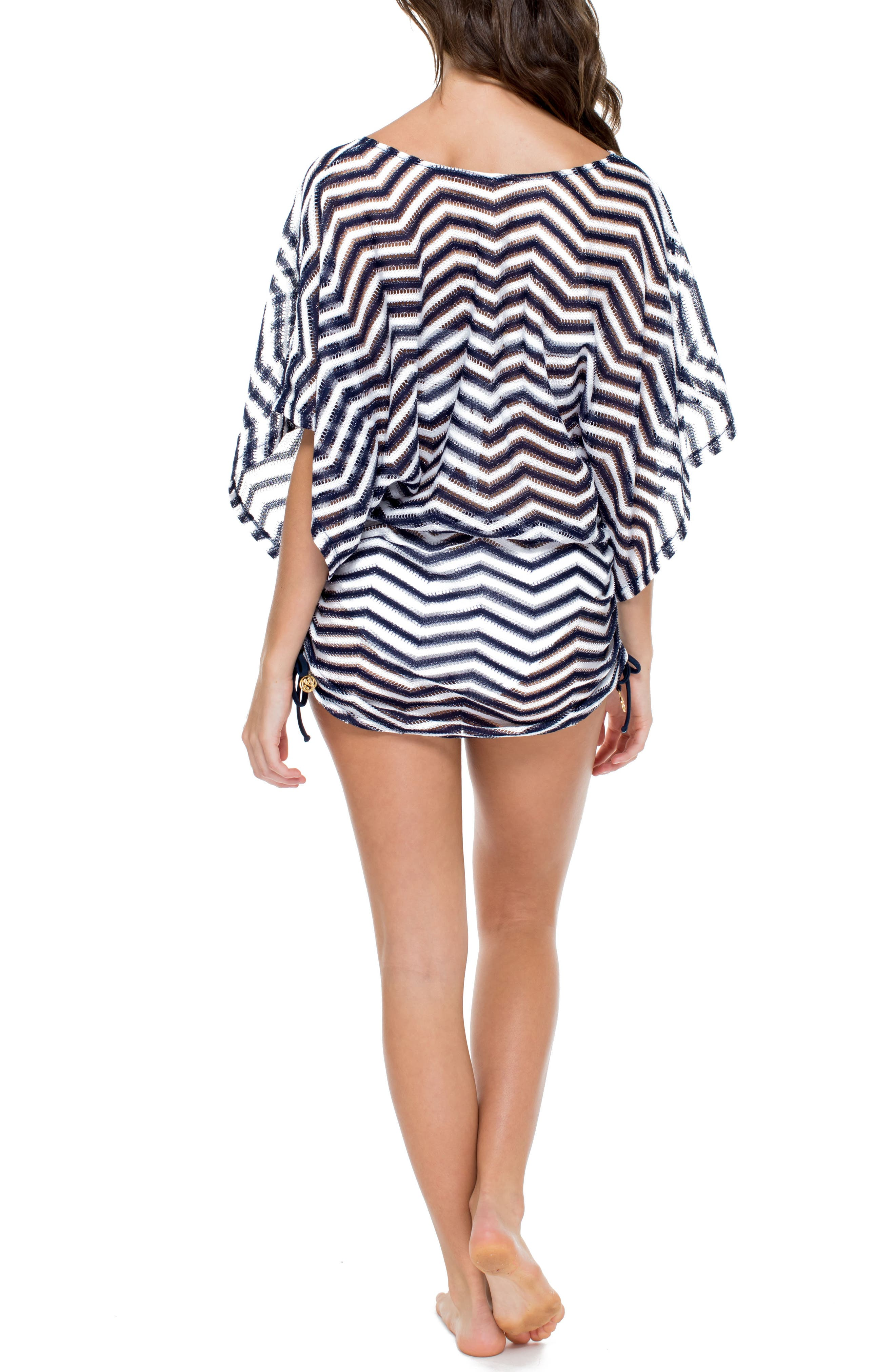 Alternate Image 2  - Luli Fama Cabana Cover-Up Dress