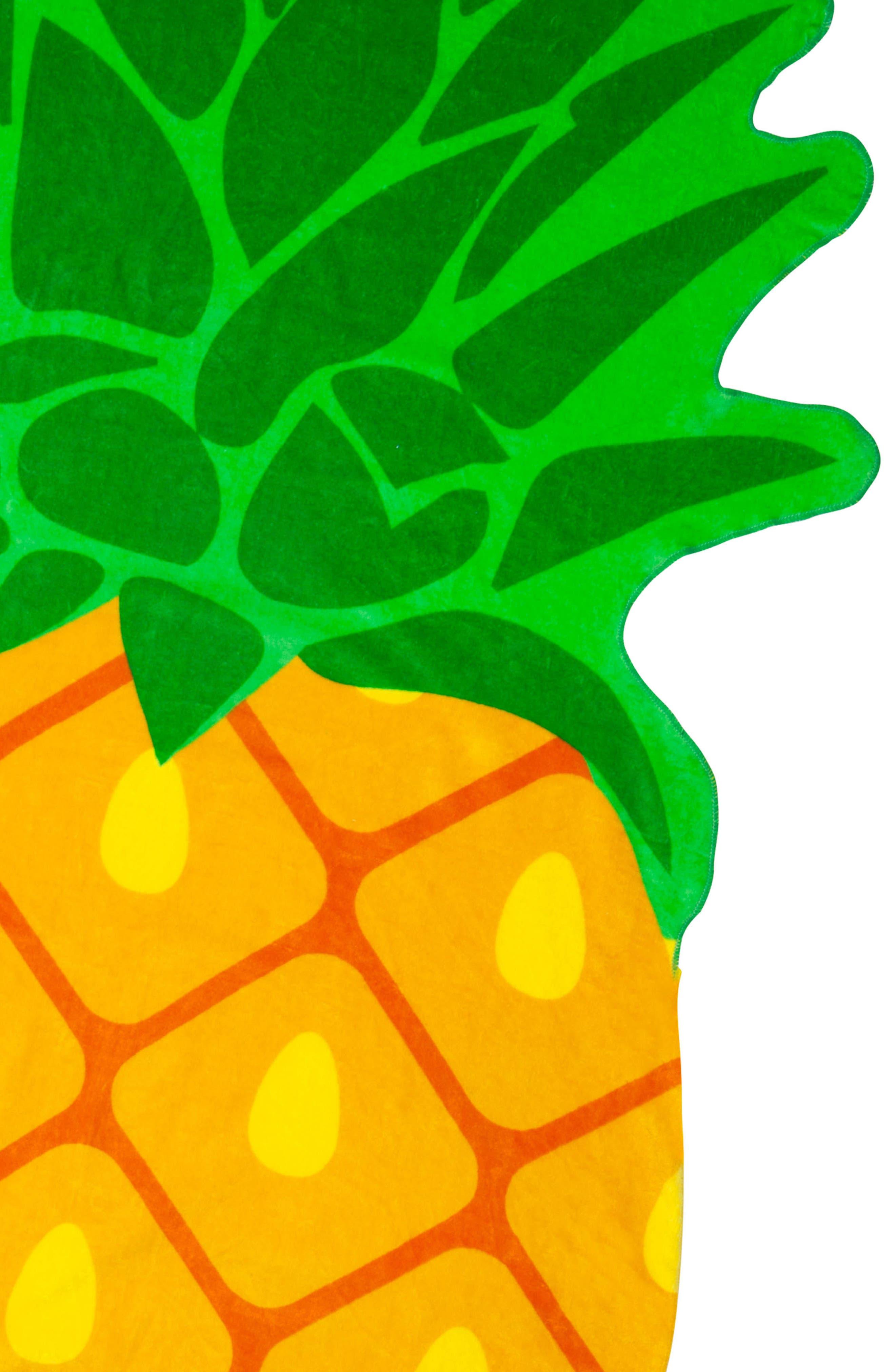 Gold Pineapple String Lights,                             Alternate thumbnail 2, color,                             Gold