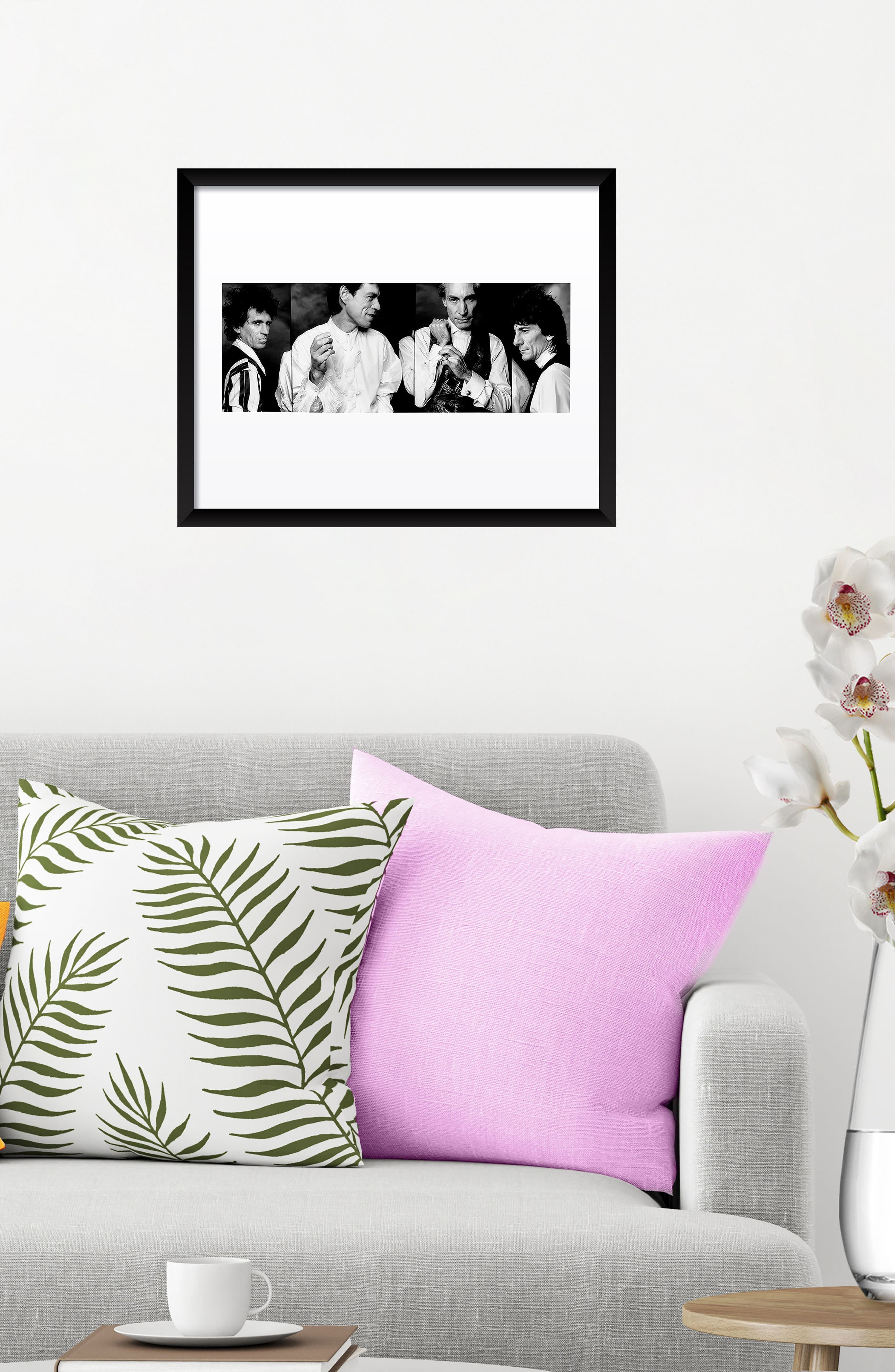 Alternate Image 2  - Artography Limited The Rolling Stones Fine Art Print