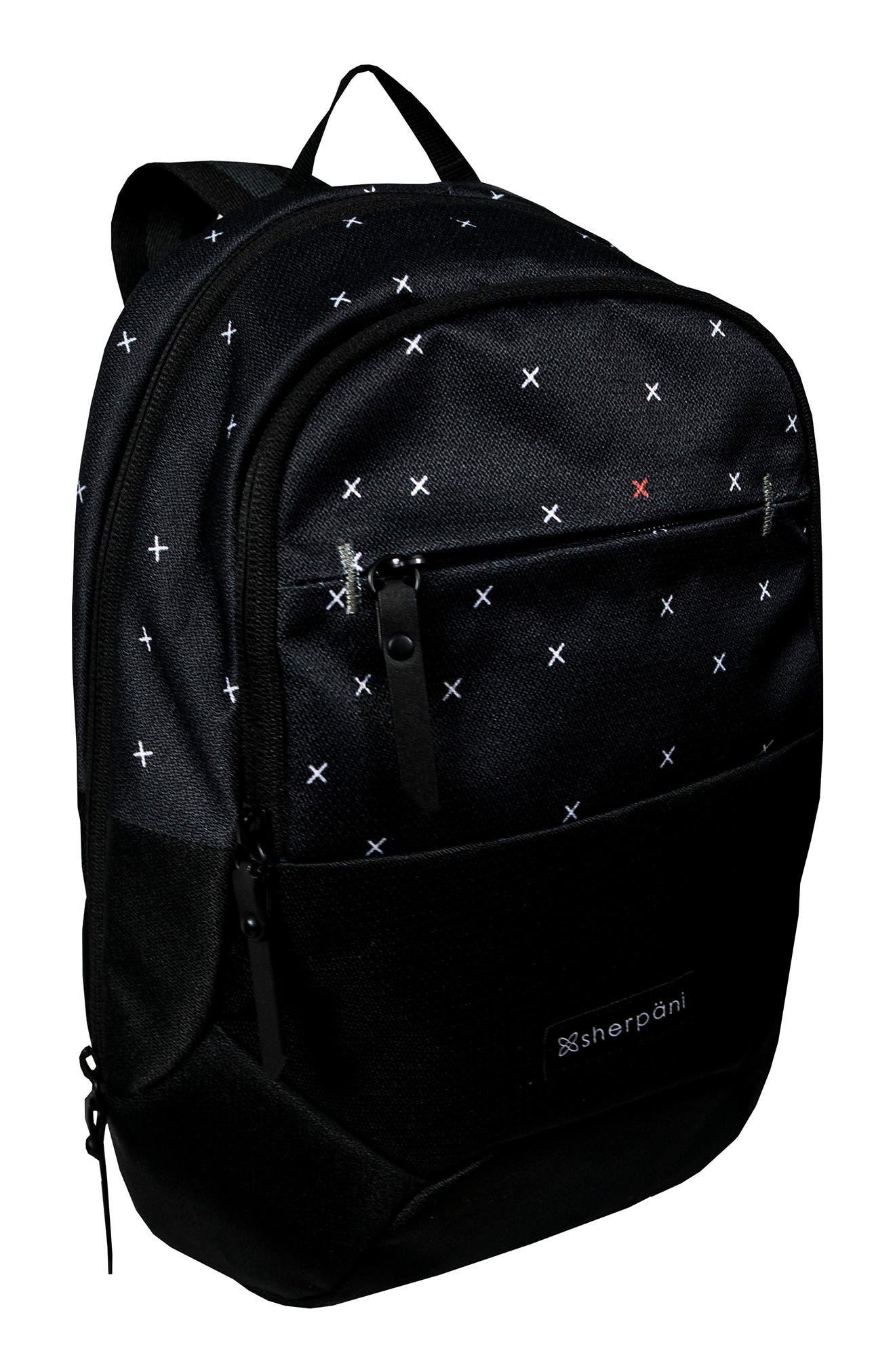 Alternate Image 3  - Sherpani Mini Dash RFID Pocket Backpack