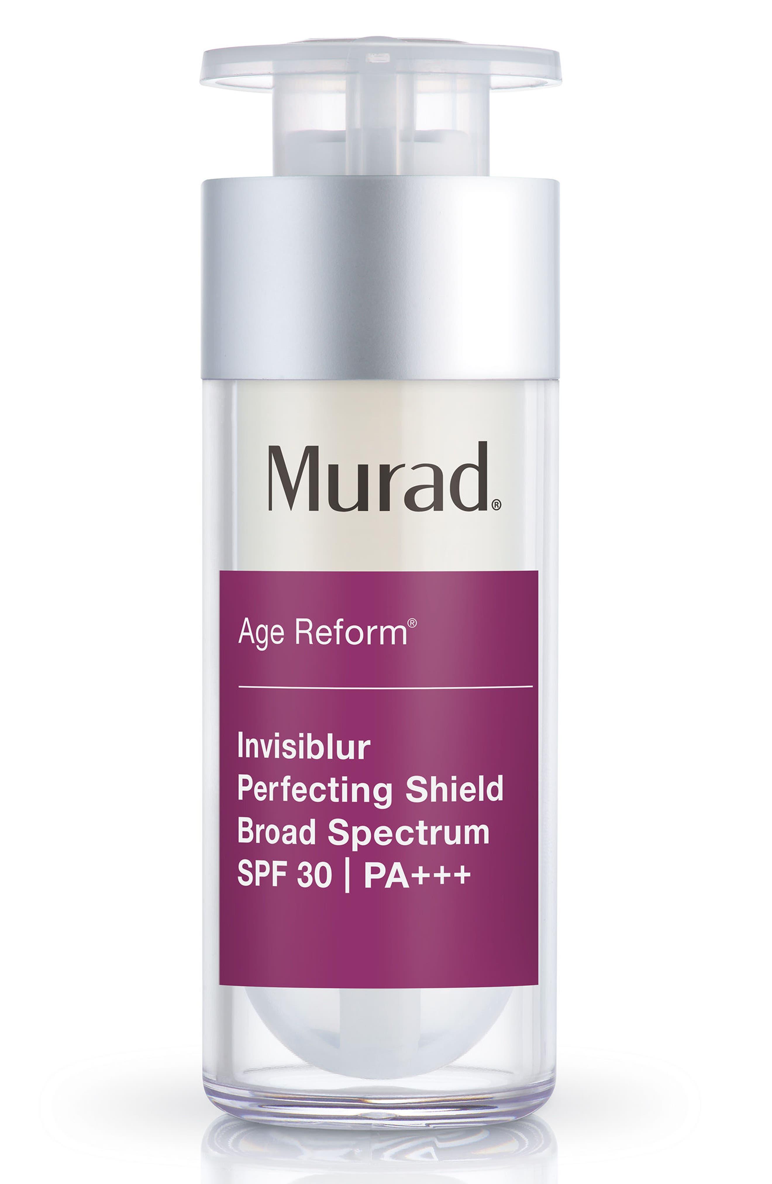 Alternate Image 1 Selected - Murad® 'Invisiblur™' Perfecting Shield Broad Spectrum SPF 30 PA+++