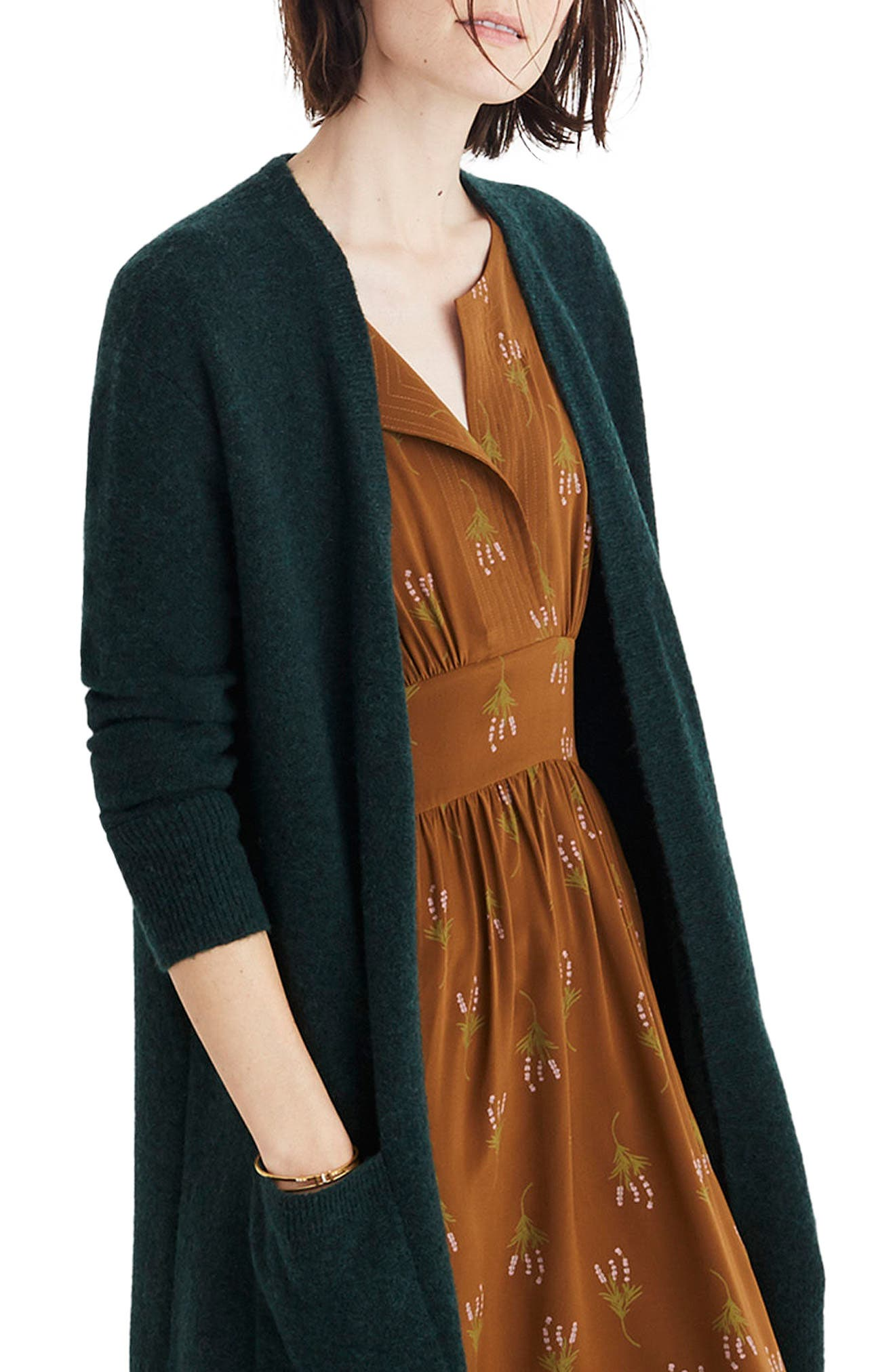 Madewell Kent Cardigan Sweater | Nordstrom