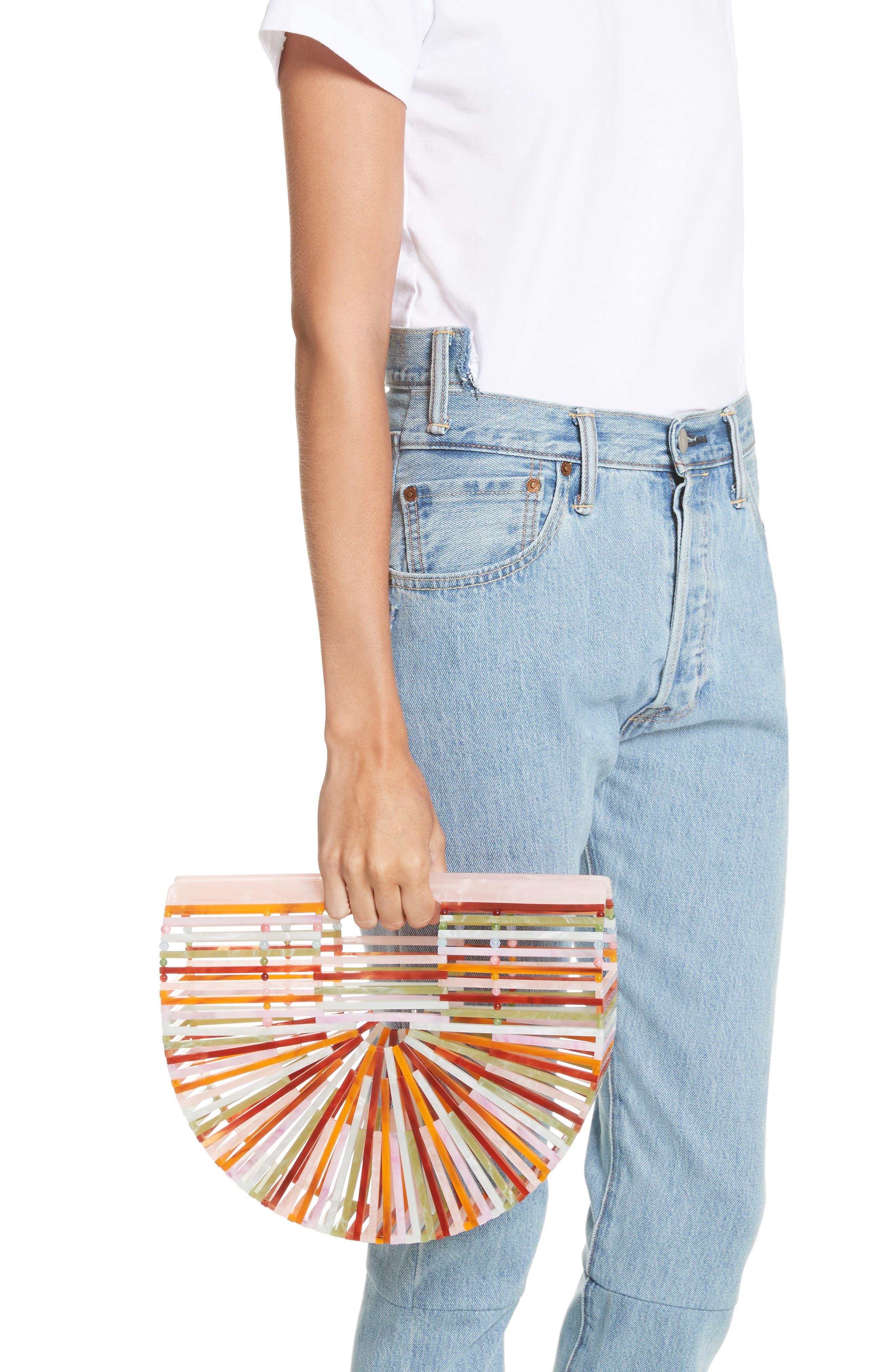 Small Ark Handbag,                             Alternate thumbnail 2, color,                             Multi