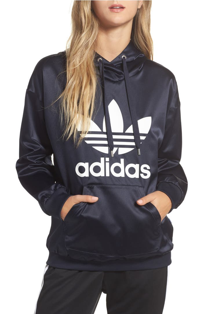 adidas originals trefoil hoodie nordstrom. Black Bedroom Furniture Sets. Home Design Ideas