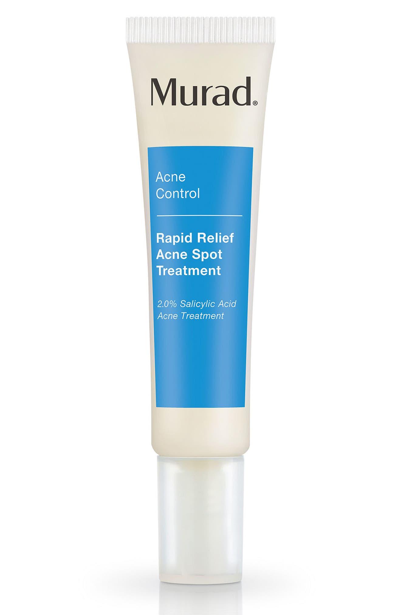 Rapid Relief Acne Spot Treatment,                         Main,                         color, No Color