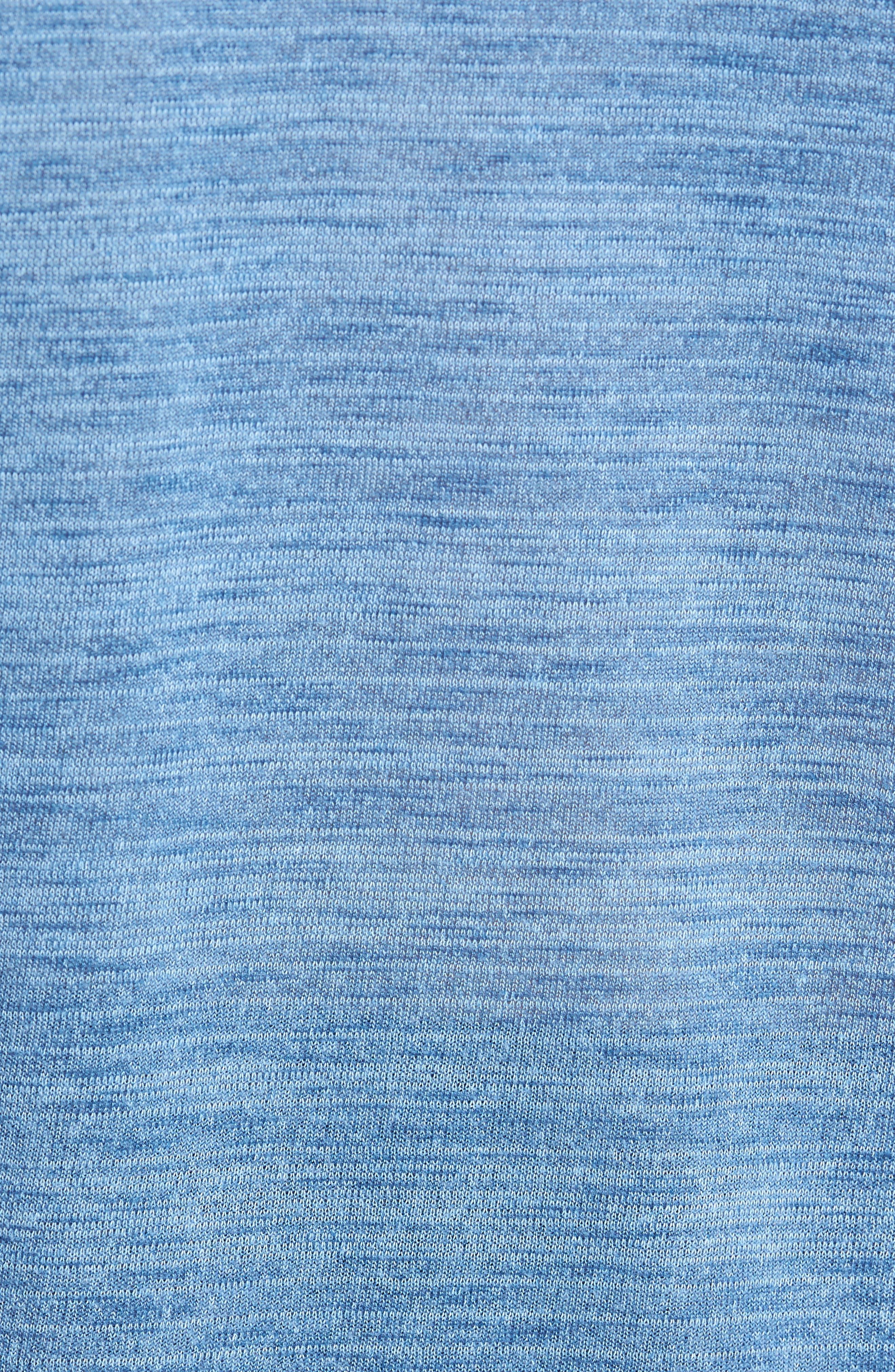 Alternate Image 5  - The Rail Slubbed Pocket T-Shirt