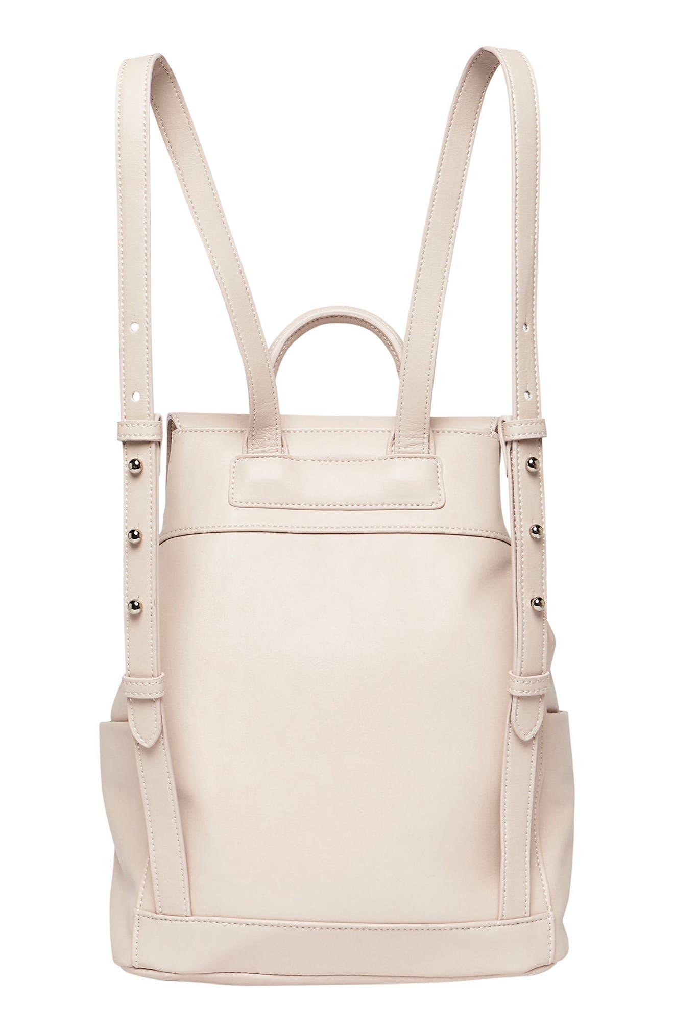 Alternate Image 2  - Urban Originals Dream Girl Vegan Leather Backpack