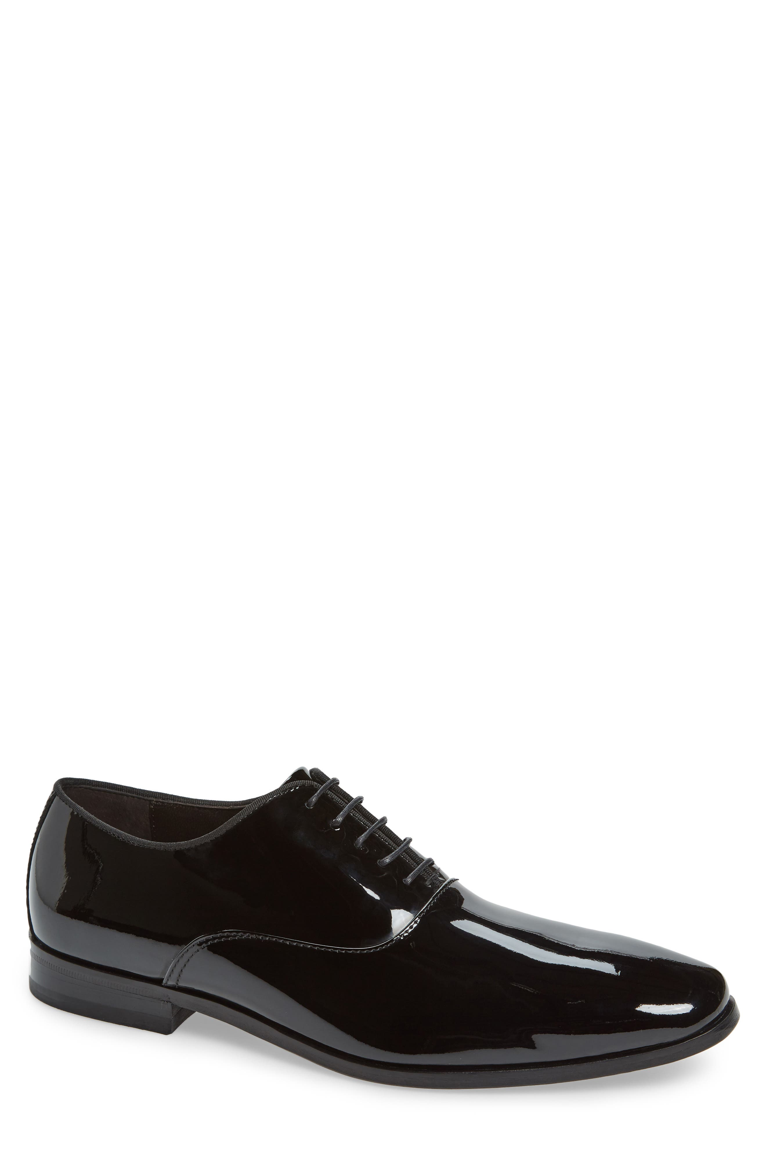 BOSS Plain Toe Oxford (Men)