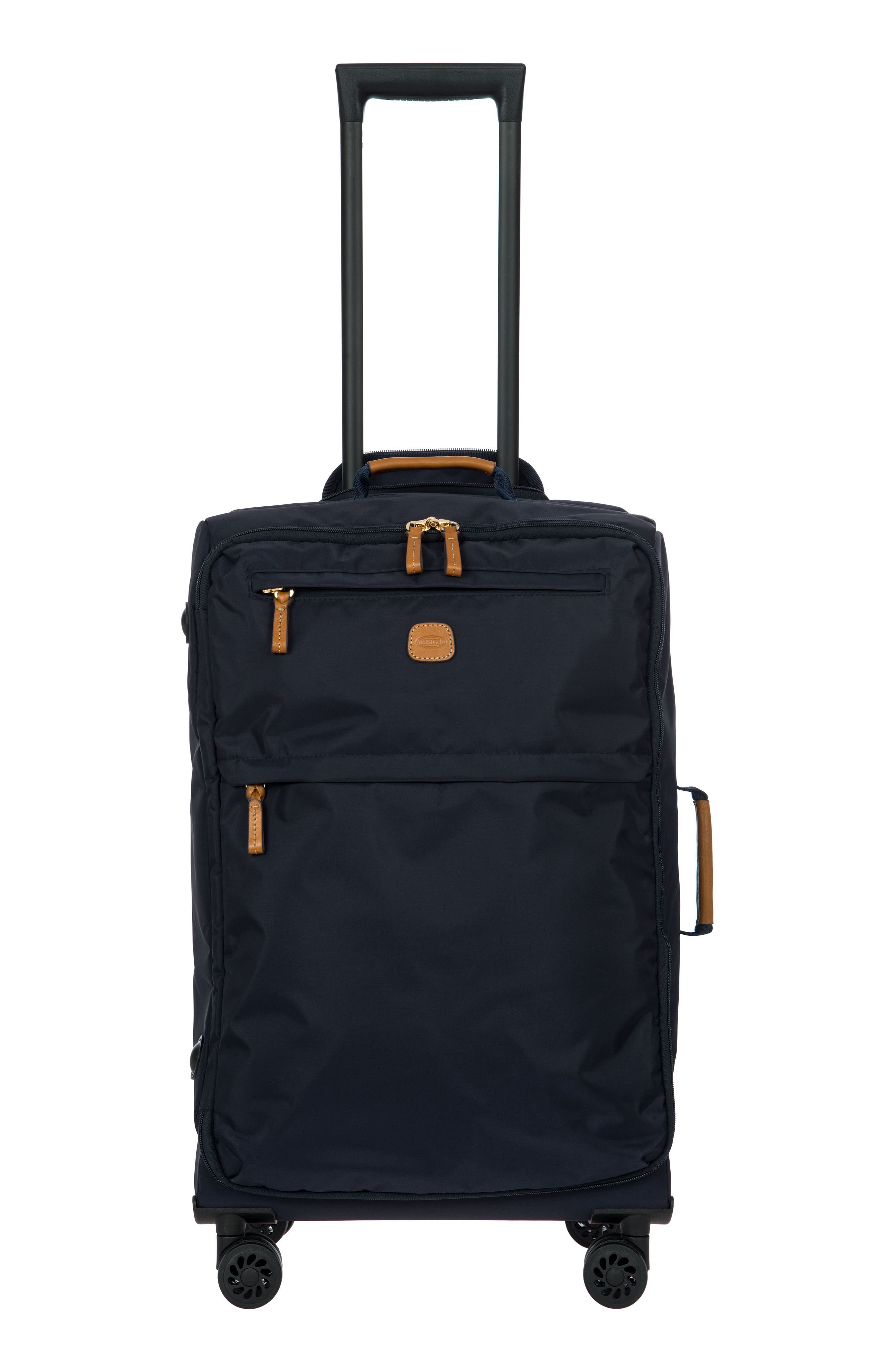X-Bag 25-Inch Spinner Suitcase,                             Alternate thumbnail 2, color,                             Navy
