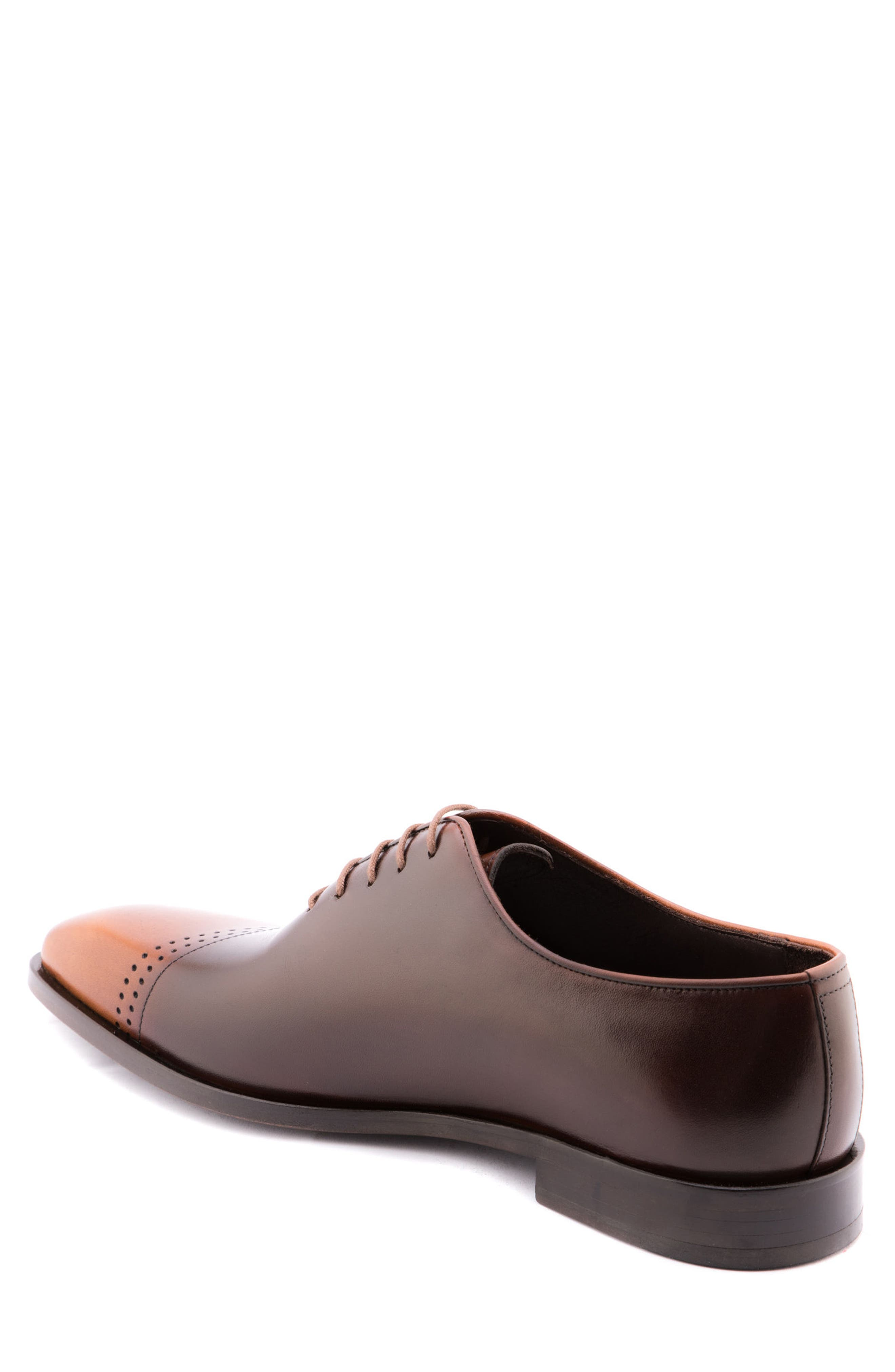 Alternate Image 2  - Jared Lang Buffer Plain Toe Oxford (Men)
