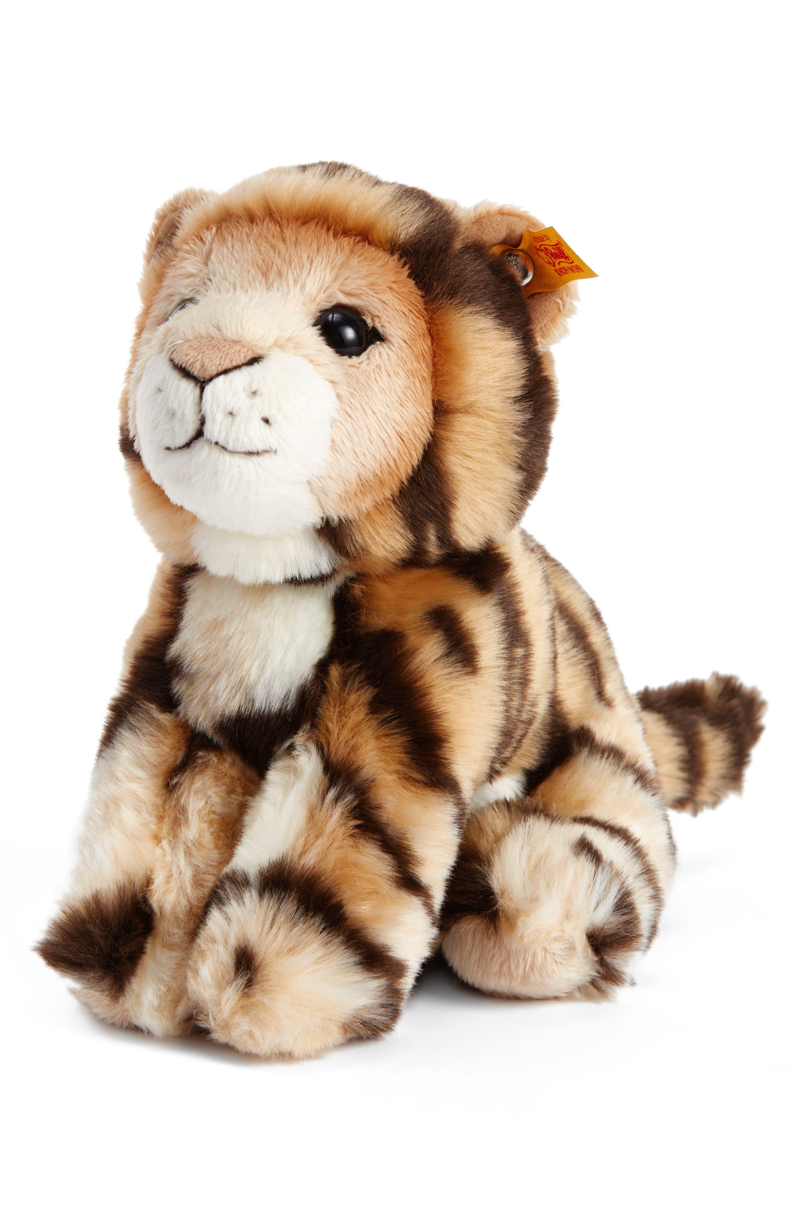 Steiff Billy Tiger Stuffed Animal