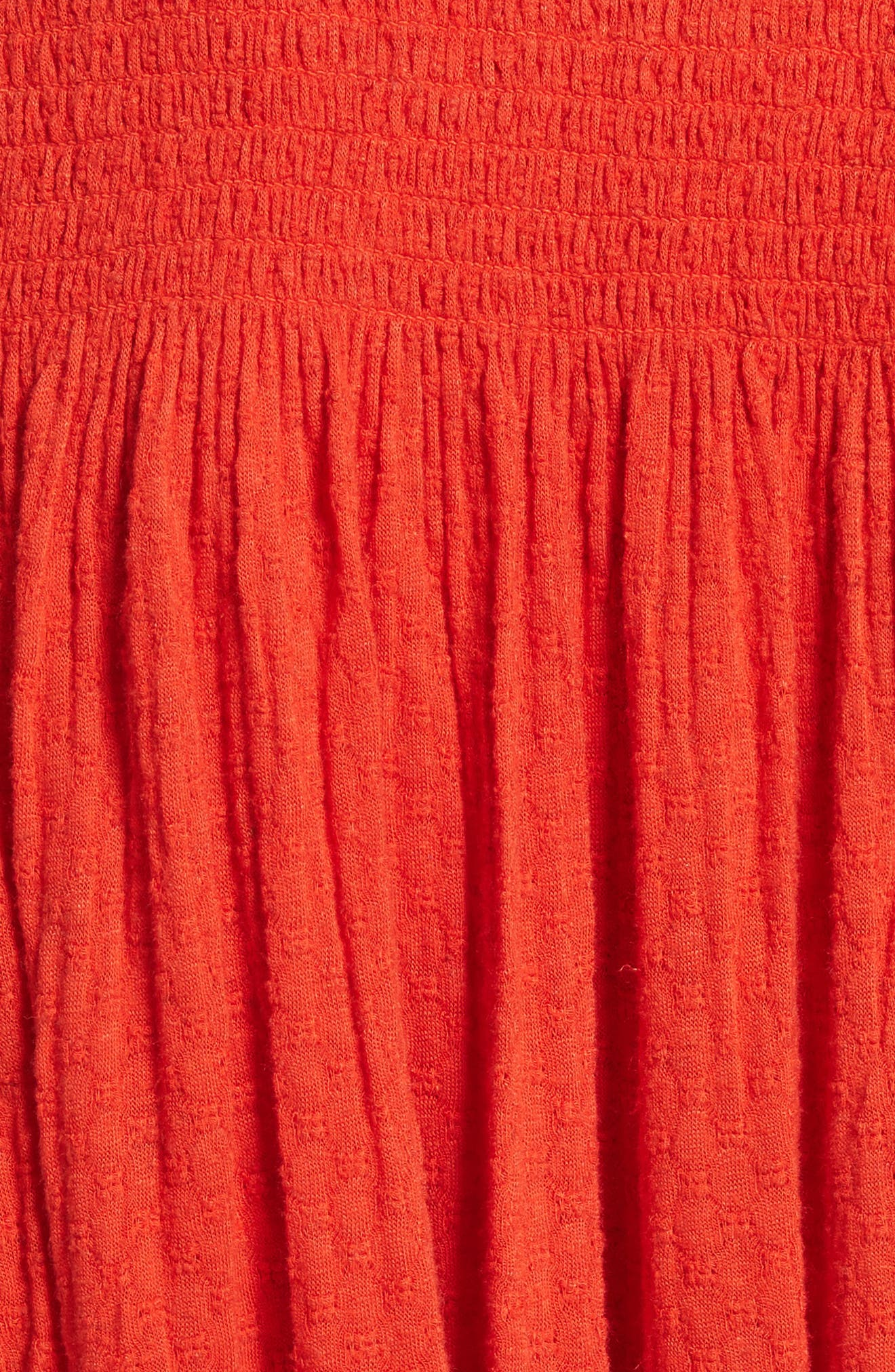 Begonia Top,                             Alternate thumbnail 5, color,                             Red