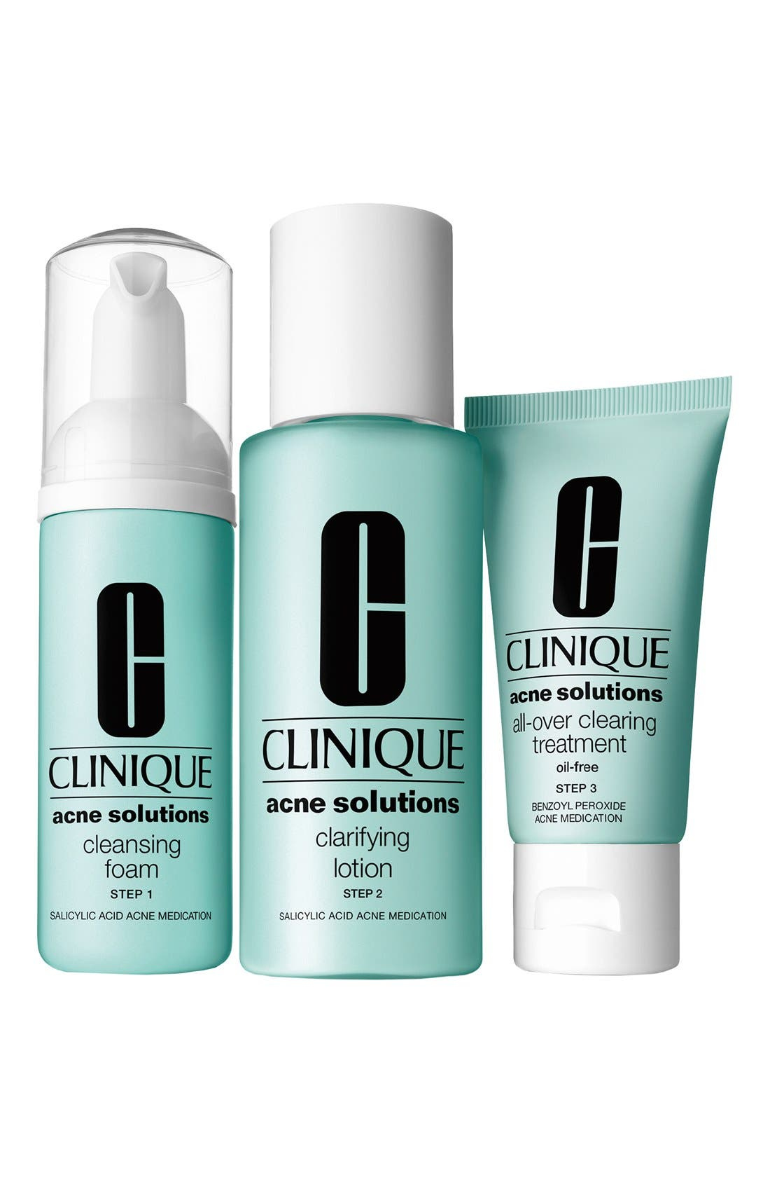Clinique 'Acne Solutions' Clear Skin System Starter Kit