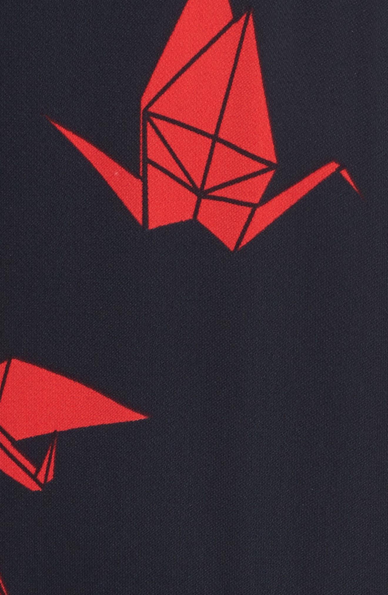 Alternate Image 5  - Lewit Print Midi Dress