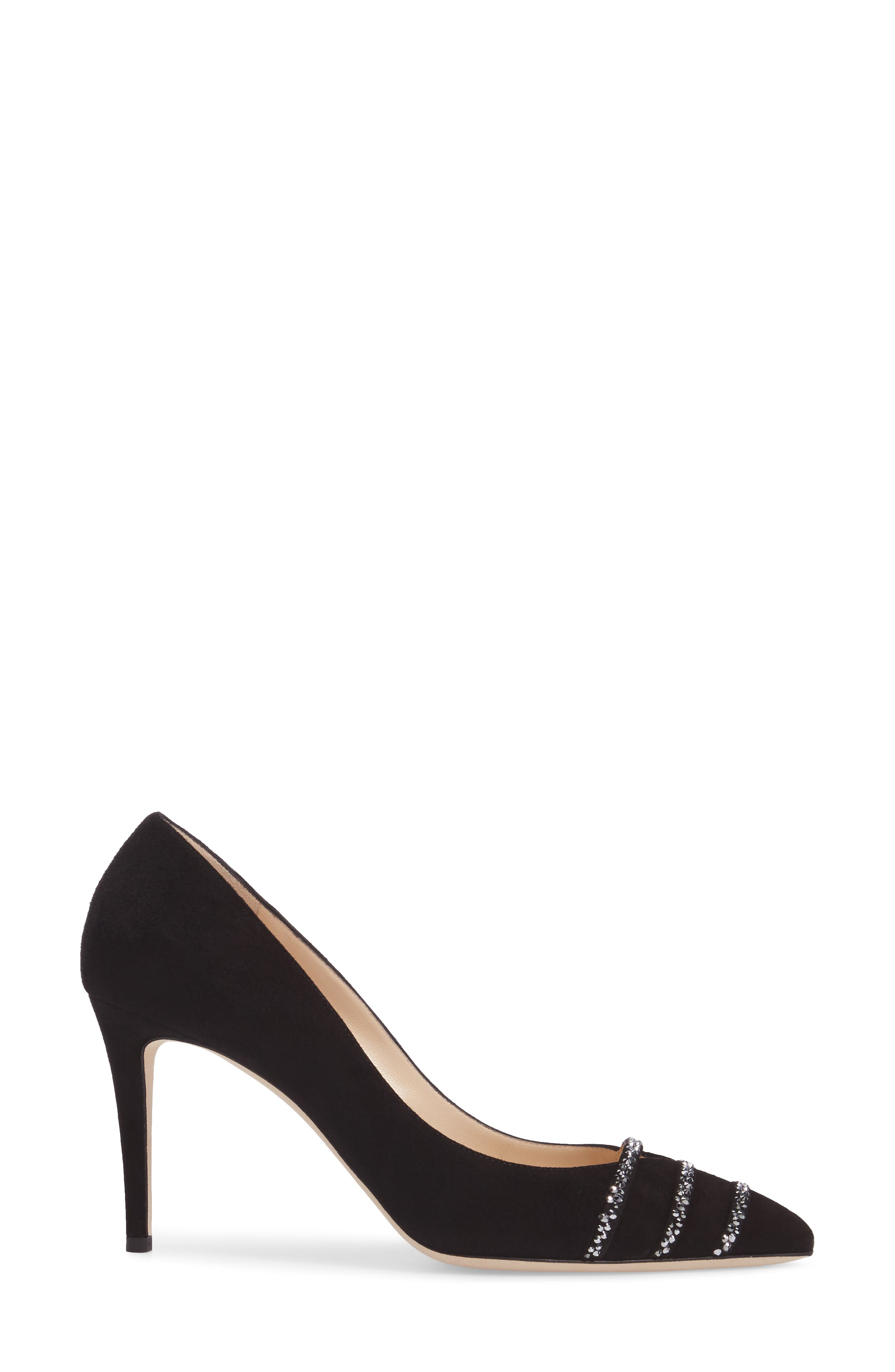 Bethan Pump,                             Alternate thumbnail 3, color,                             Black/ Anthracite