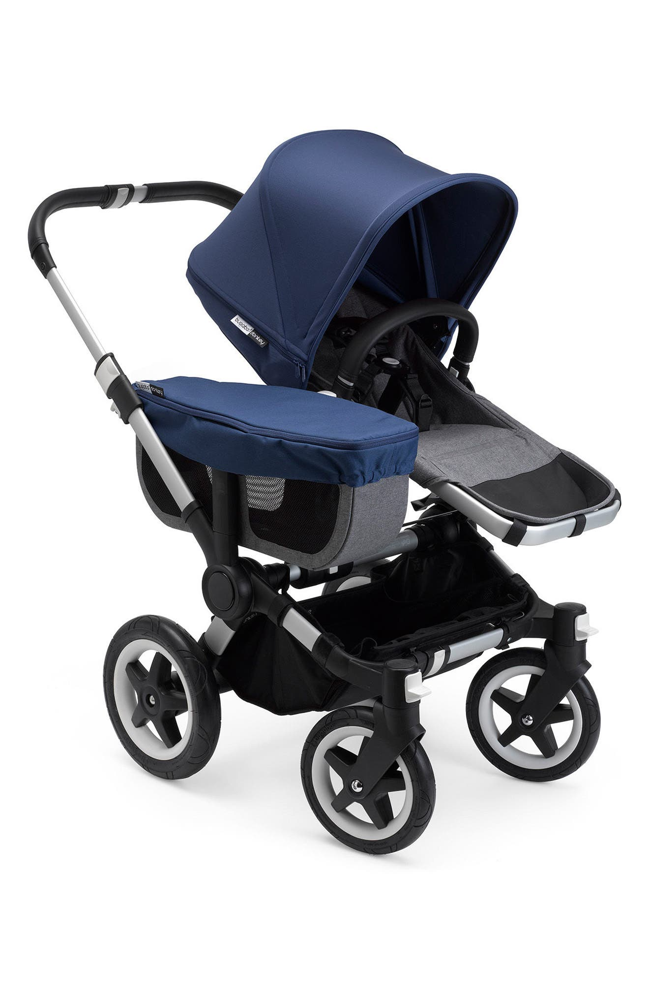 Alternate Image 2  - Bugaboo Donkey2 Mono Complete Stroller with Bassinet