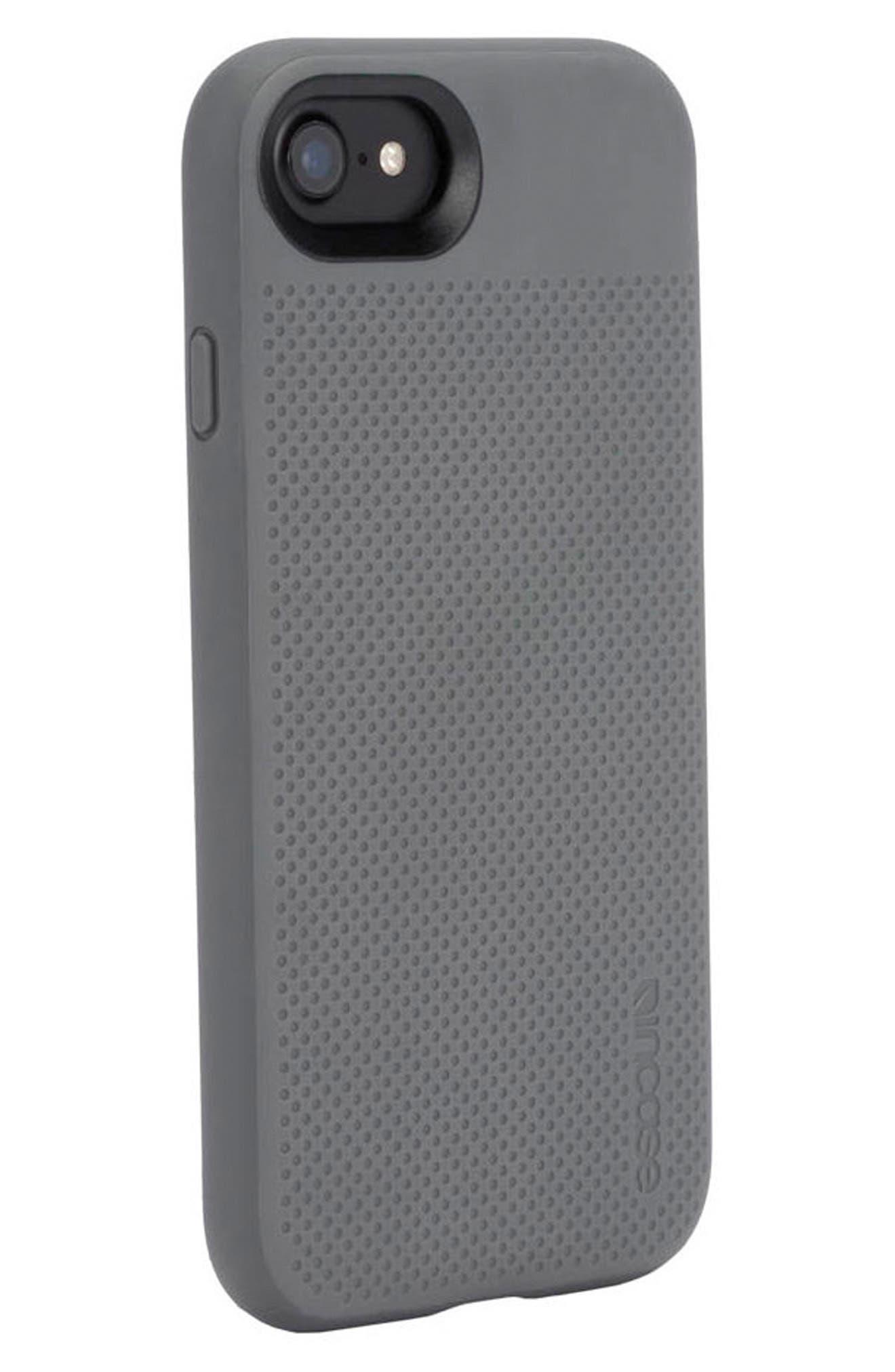 Icon iPhone 7/8 Case,                             Alternate thumbnail 2, color,                             Gunmetal