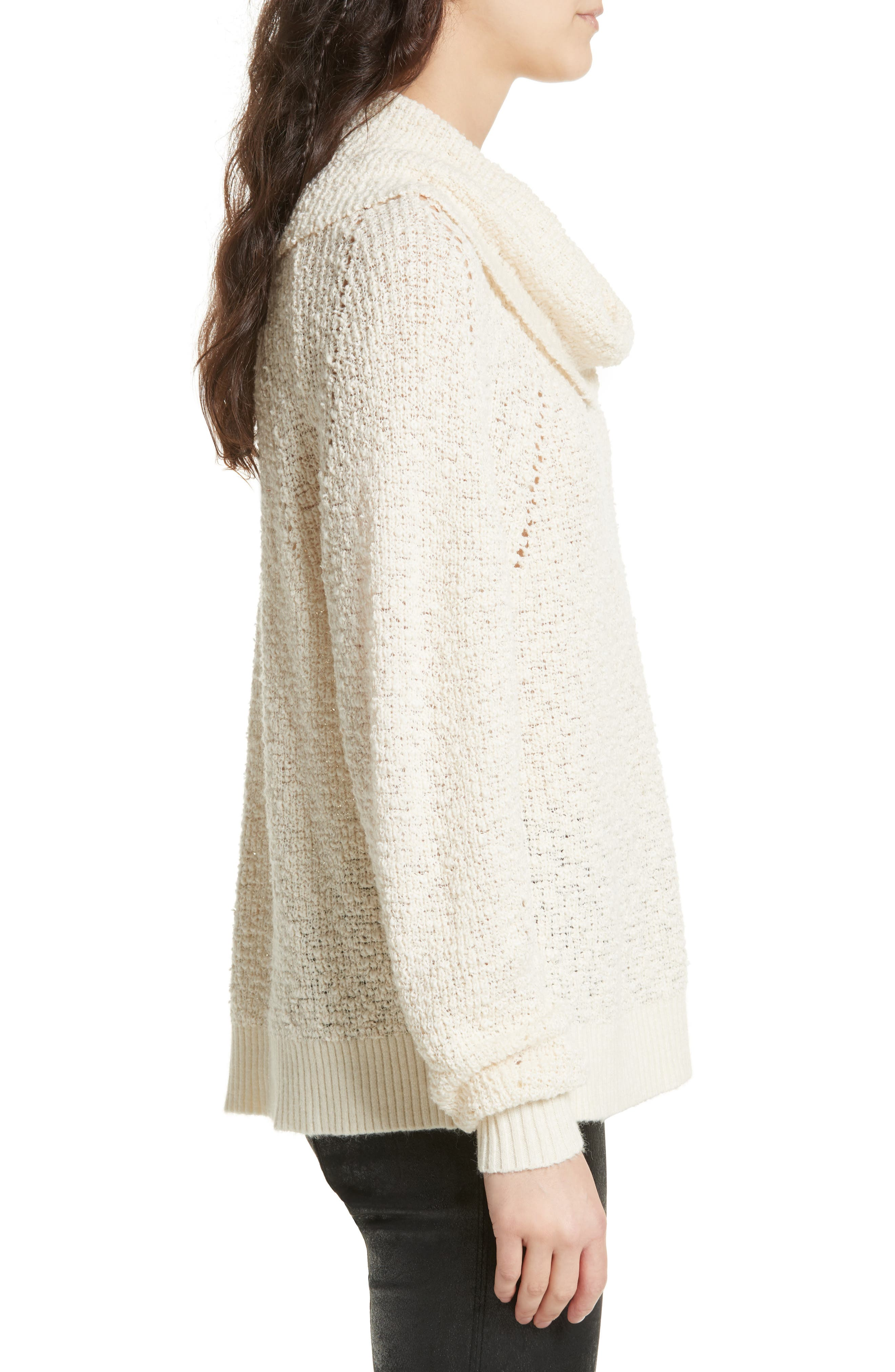 Alternate Image 3  - Free People By Your Side Sweater