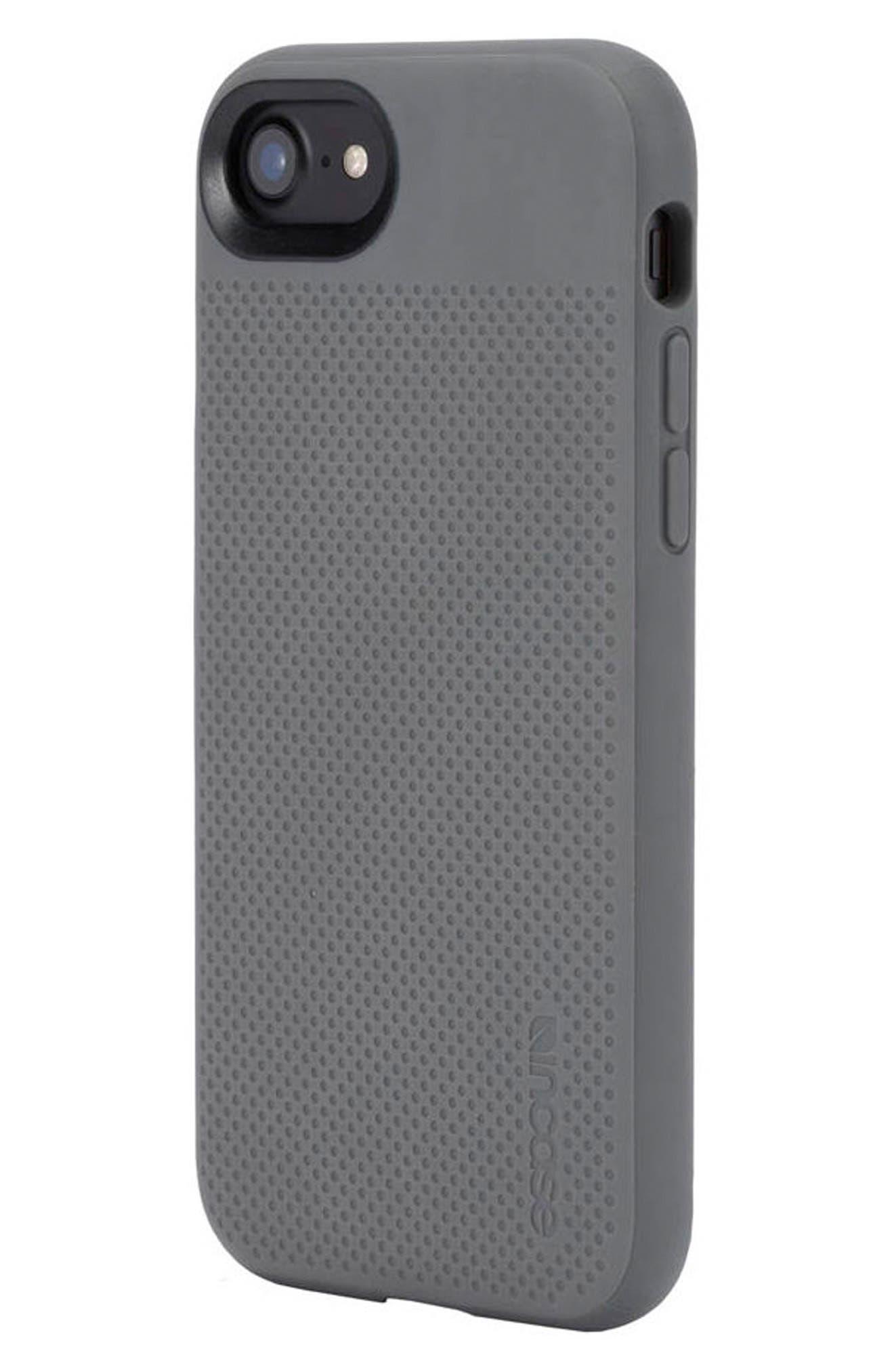 Icon iPhone 7/8 Case,                             Alternate thumbnail 3, color,                             Gunmetal