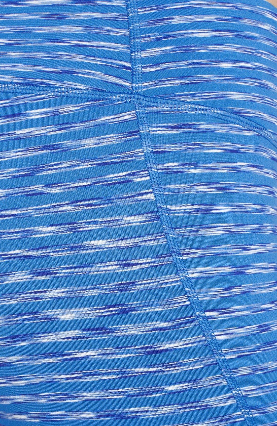 Alternate Image 4  - Zella Live In Streamline Reversible Capris