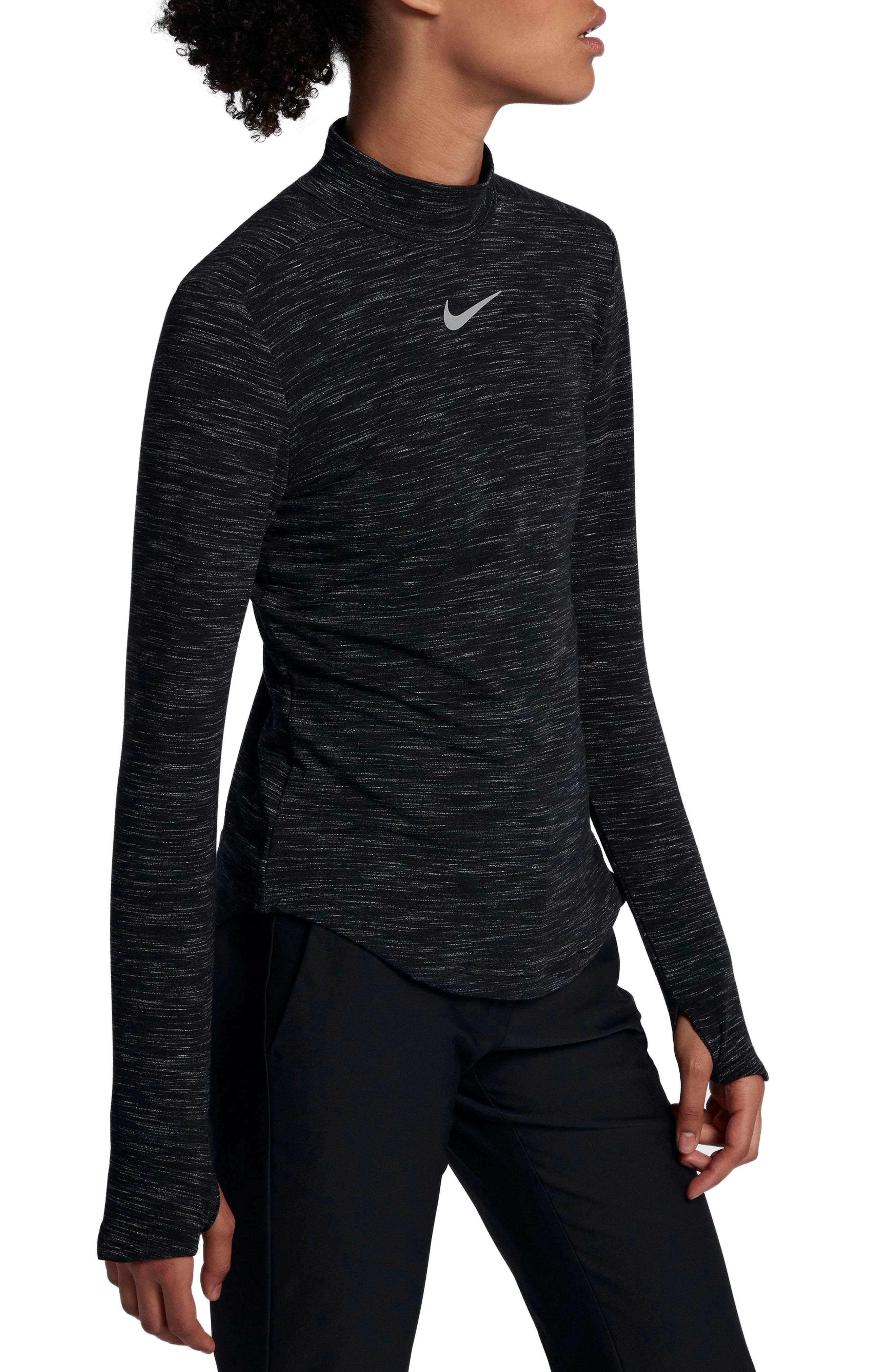Nike Dry Long Sleeve Golf Top