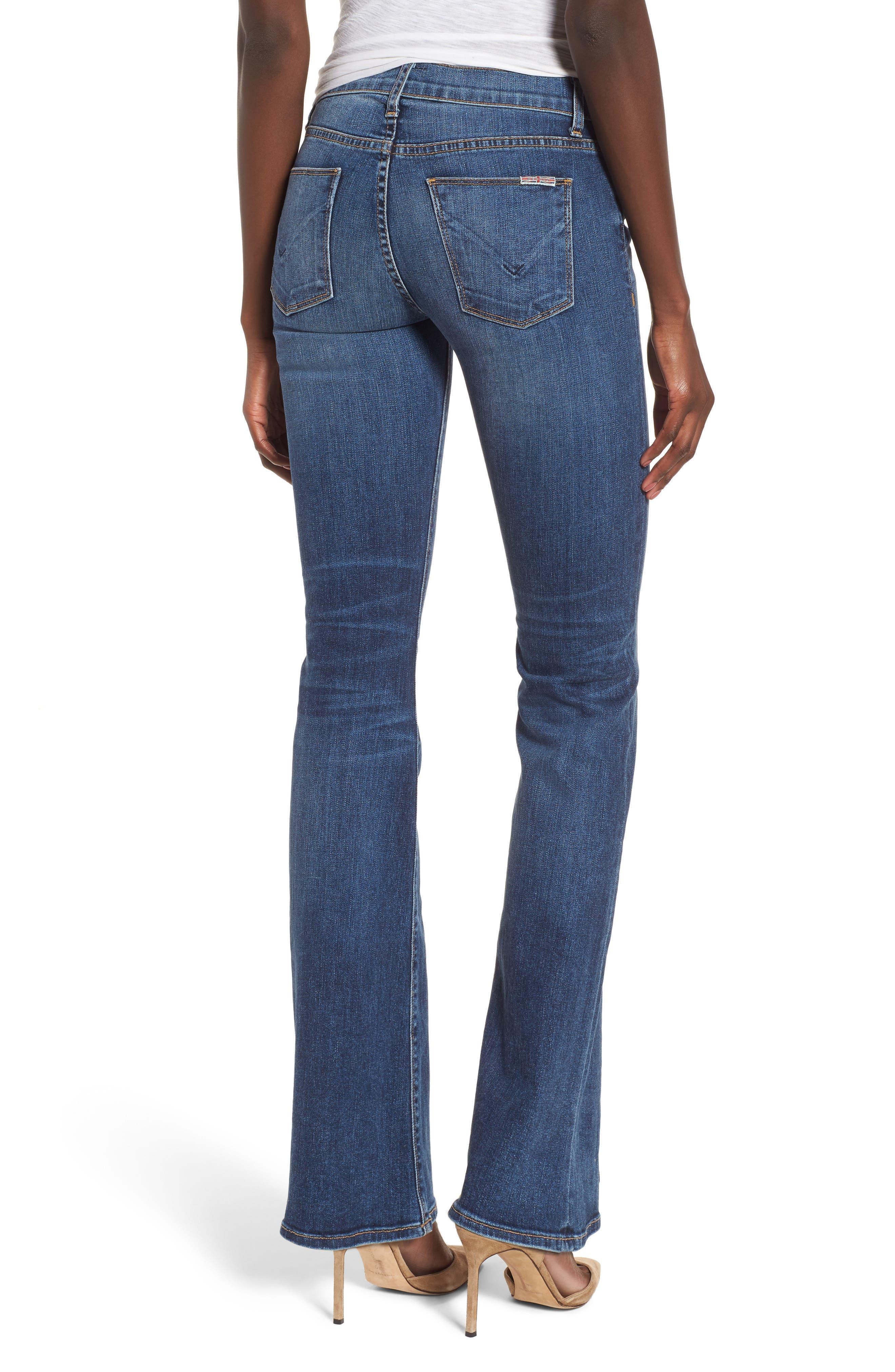 Alternate Image 2  - Hudson Jeans Drew Bootcut Jeans (Unfamed)