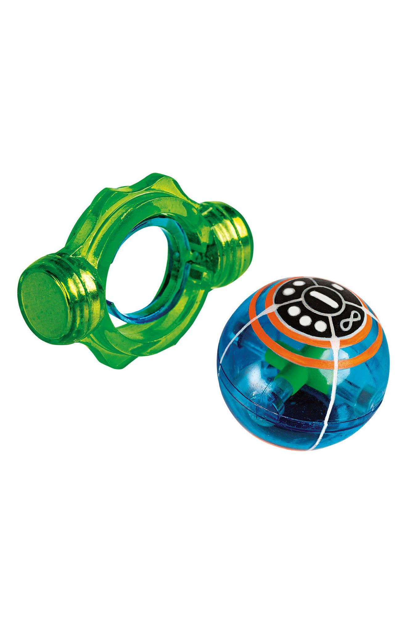 Main Image - Diggin Spinos Solo 2-Piece Magnetic Spin Toy