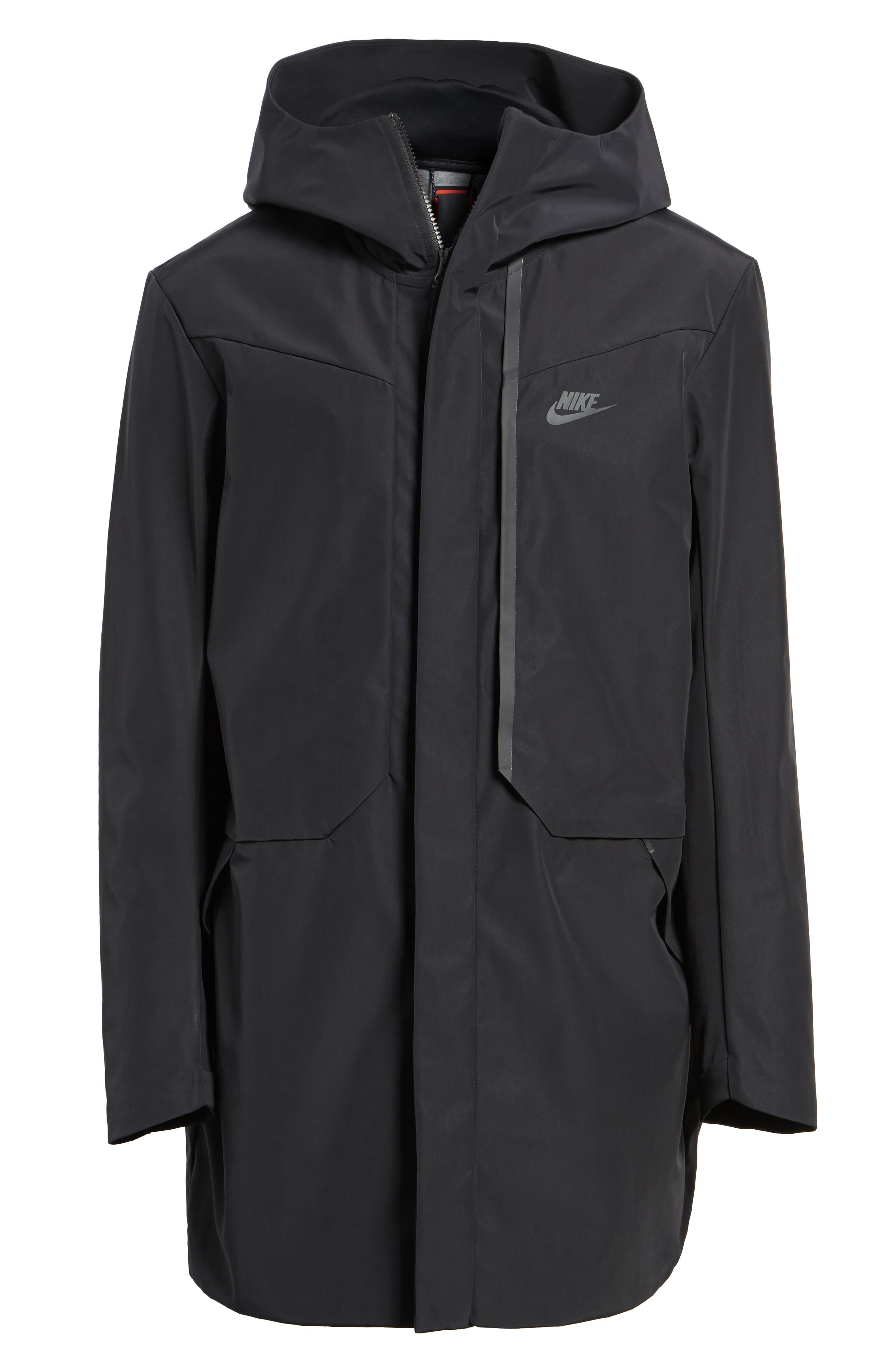 Alternate Image 6  - Nike NSW Tech Track Jacket