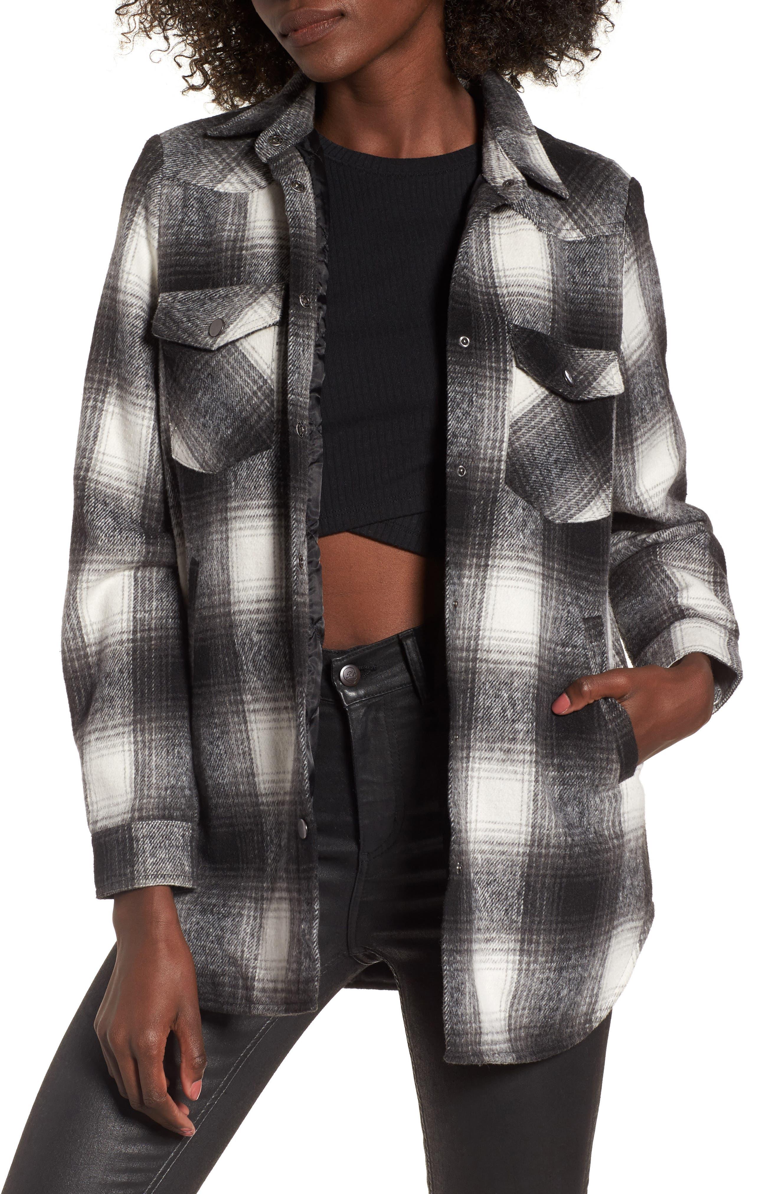 Lira Clothing Keegan Plaid Jacket