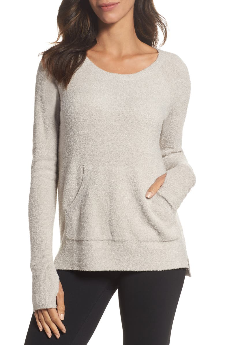 Barefoot Dreams® Cozychic Lite® Pullover | Nordstrom