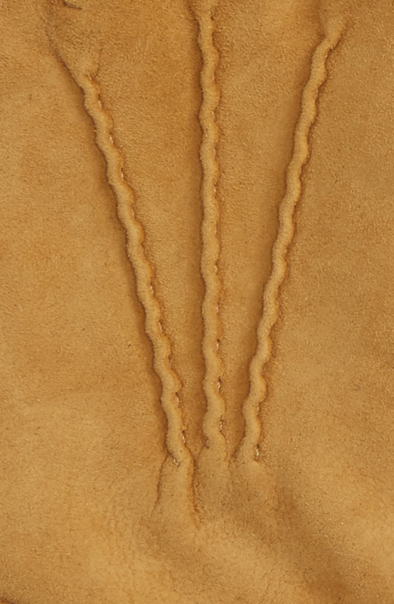 'Arthur' Suede Gloves,                             Alternate thumbnail 2, color,                             Camel