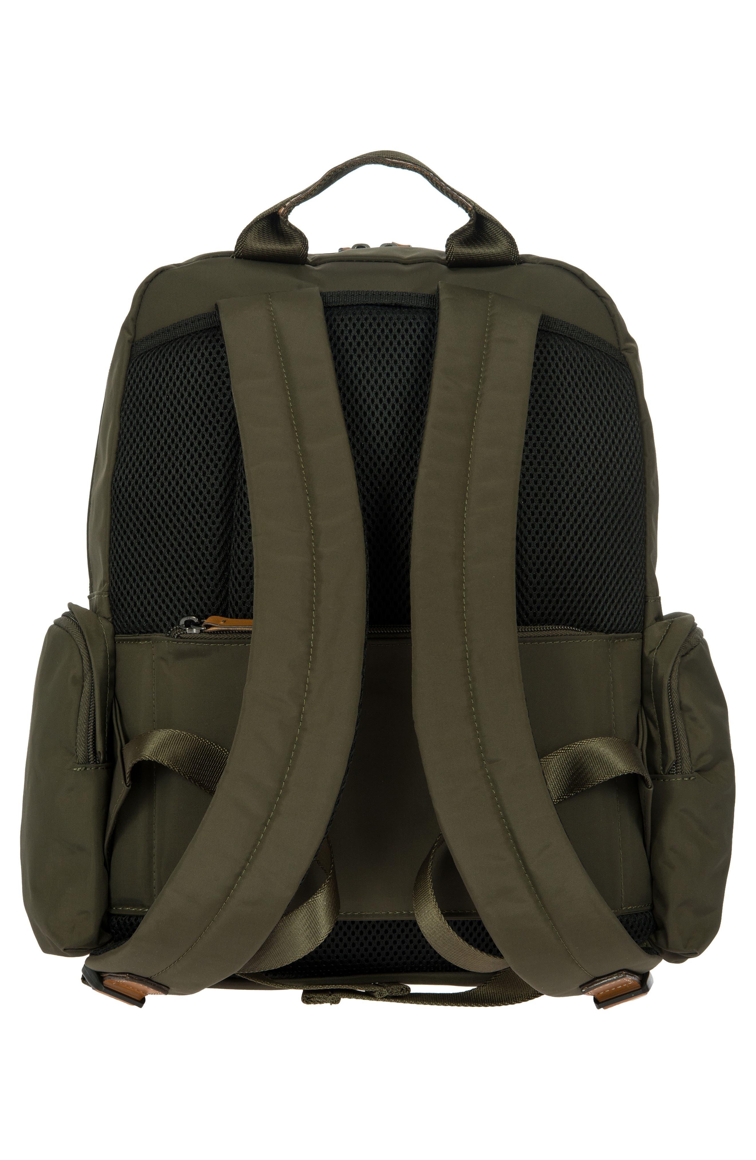X-Travel Nomad Backpack,                             Alternate thumbnail 2, color,                             Olive