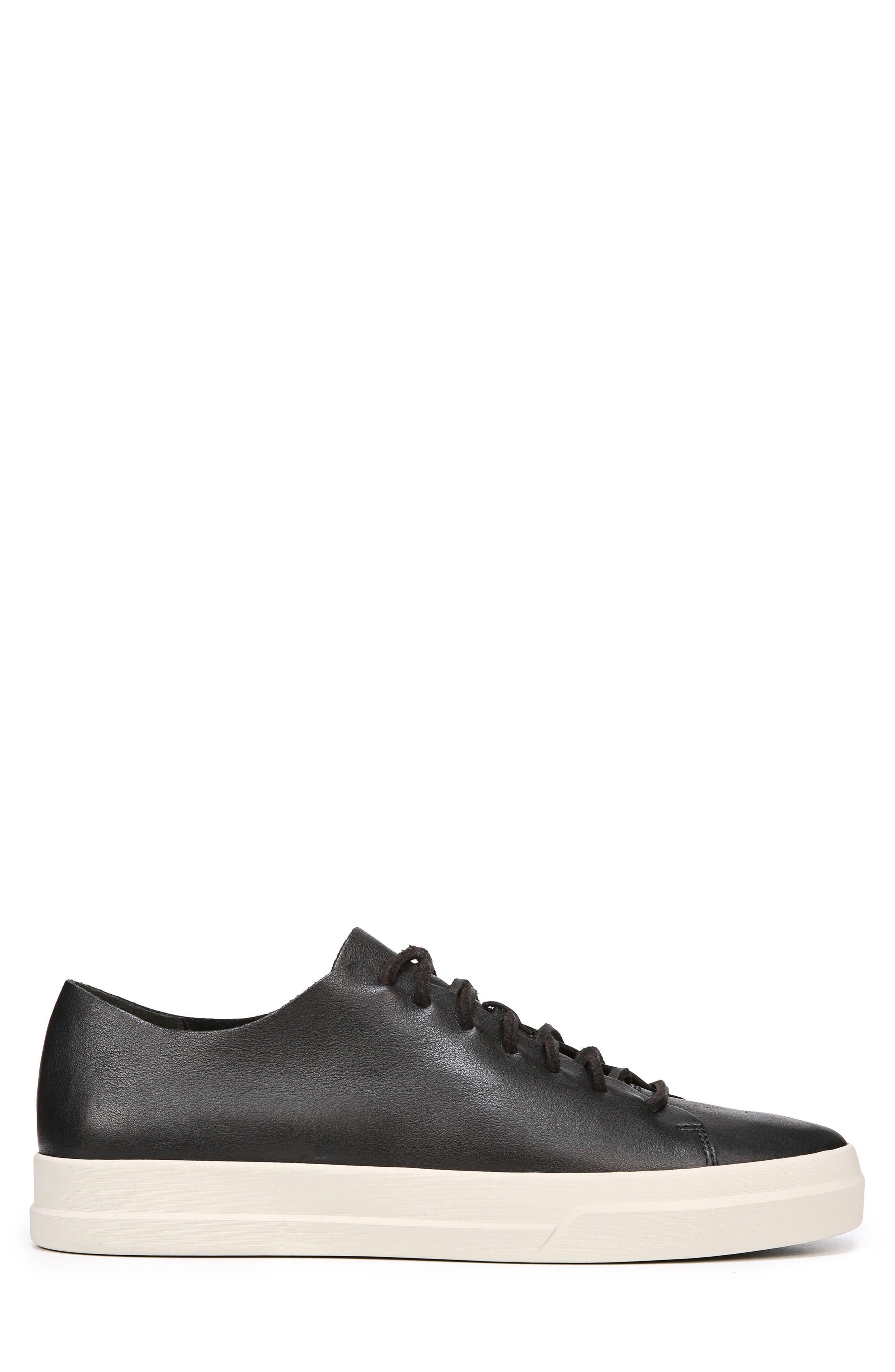 Copeland Sneaker,                             Alternate thumbnail 4, color,                             Black