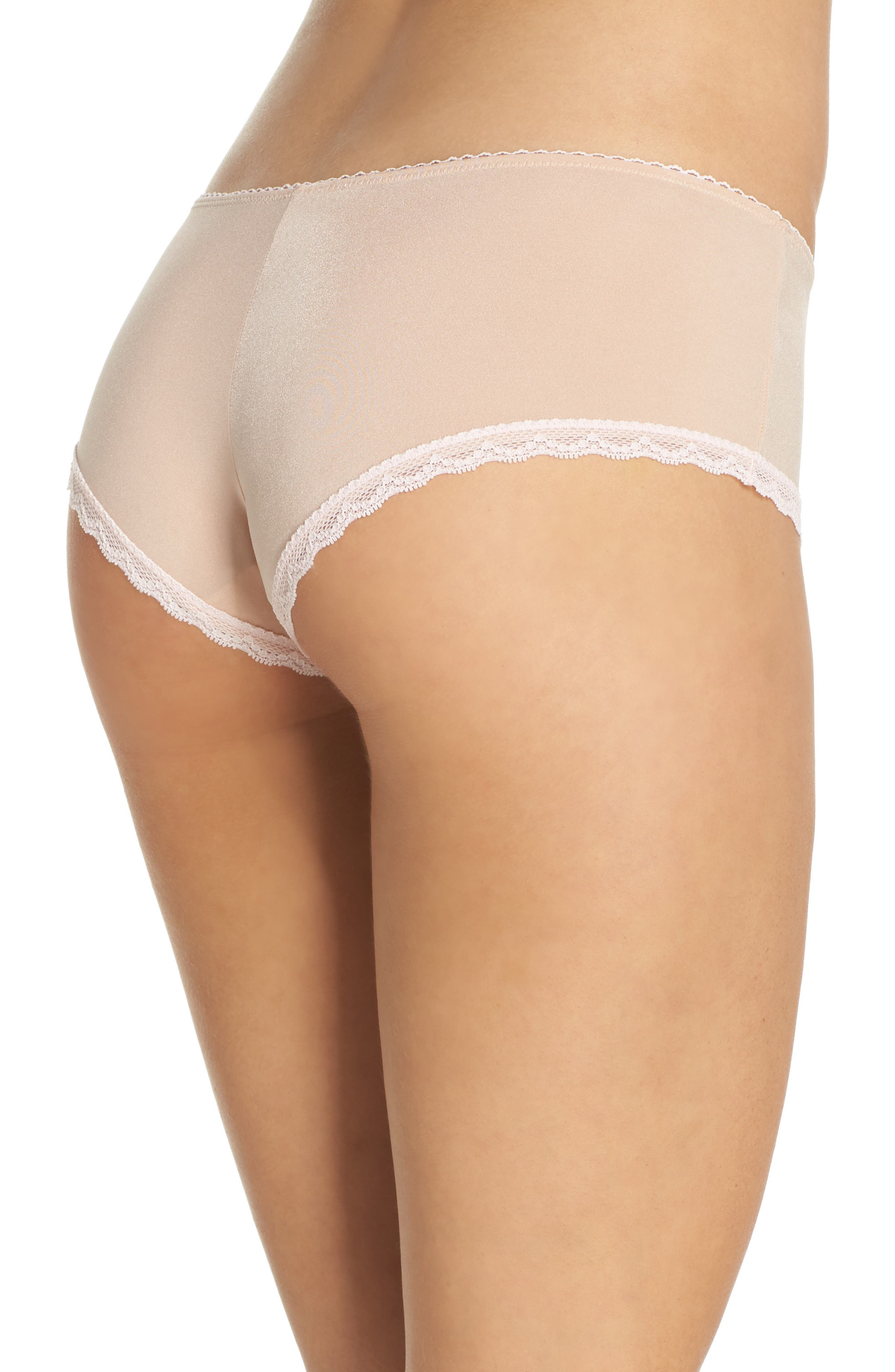 Alternate Image 2  - Betsey Johnson Perfectly Sexy Hipster Briefs