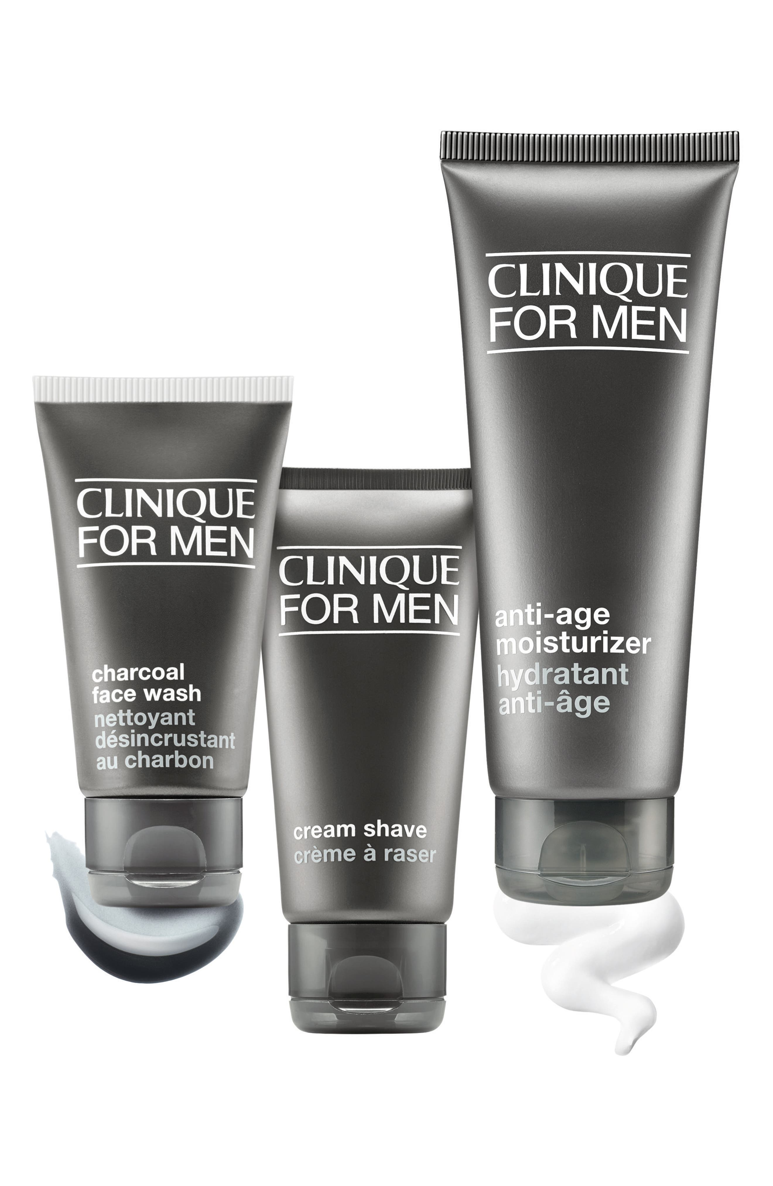 Alternate Image 1 Selected - Clinique for Men Custom-Fit Daily Age Repair Set