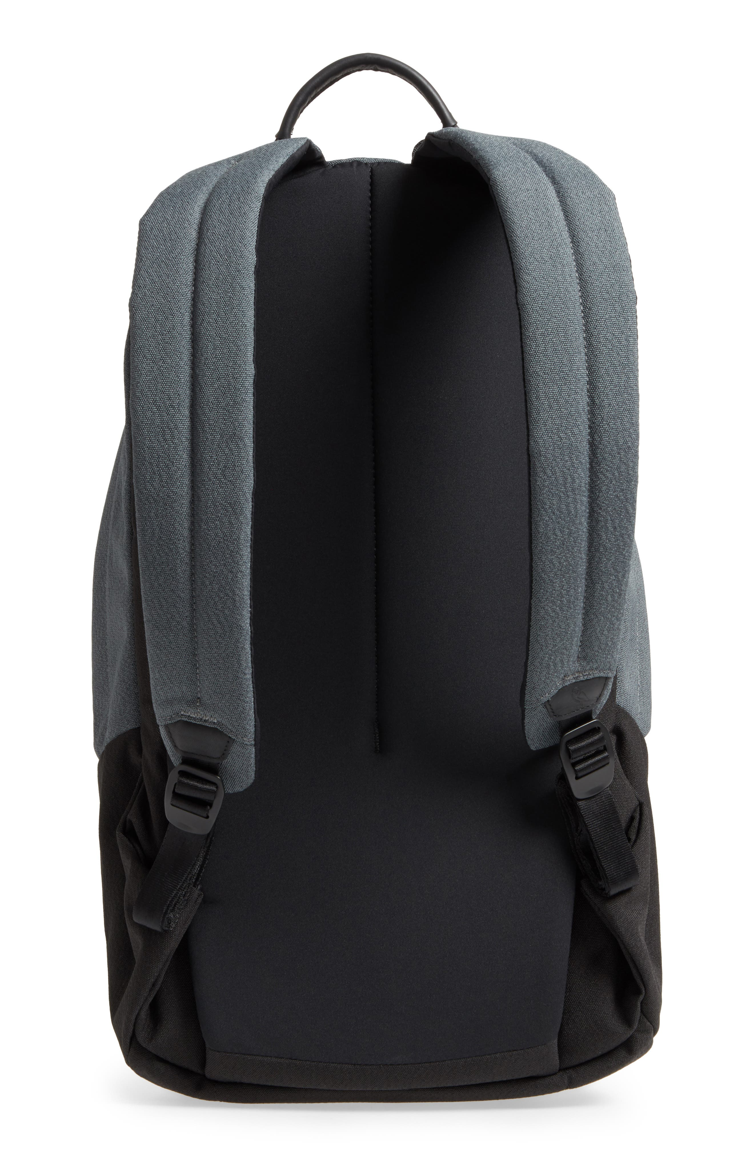 Classic Backpack,                             Alternate thumbnail 3, color,                             Moss Grey