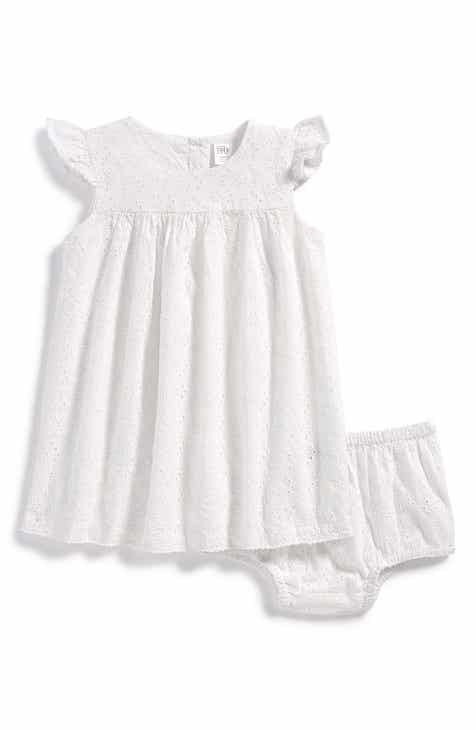 f17cba9c06b94 Nordstrom Baby Empire Dress & Bloomers (Baby Girls)