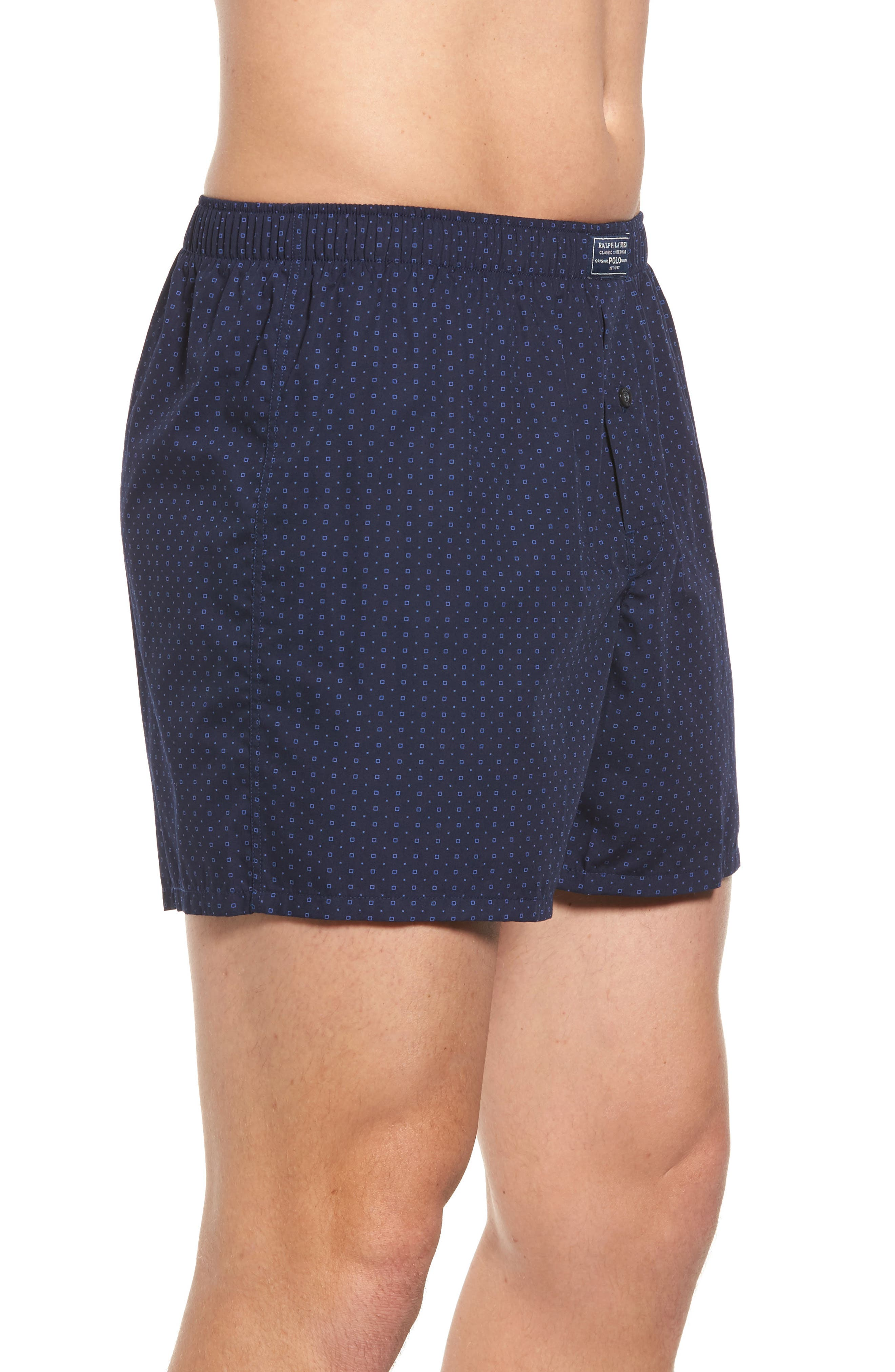 Alternate Image 3  - Polo Ralph Lauren Classic Cotton Boxers