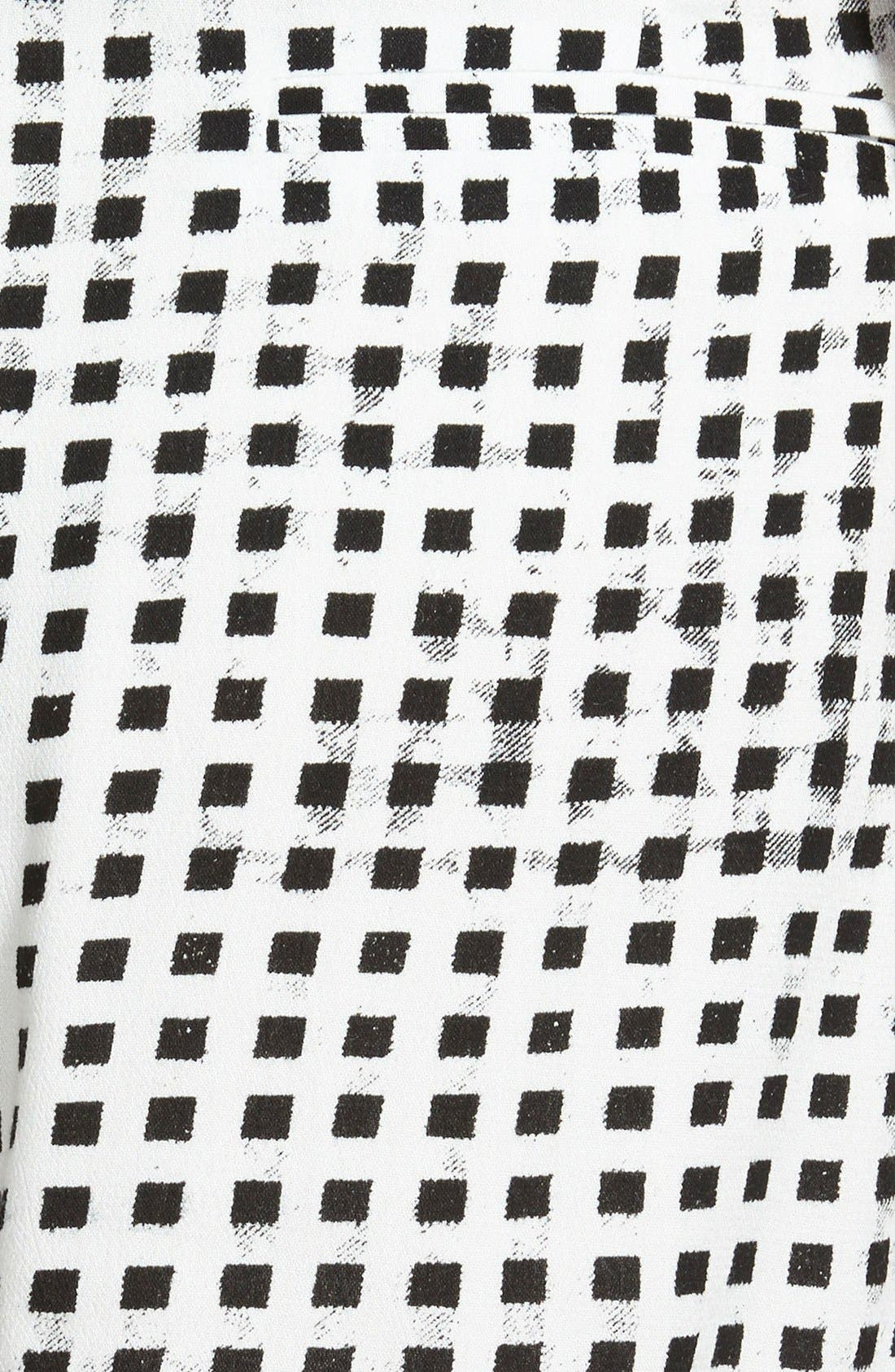 Alternate Image 3  - MINKPINK Gingham Shorts