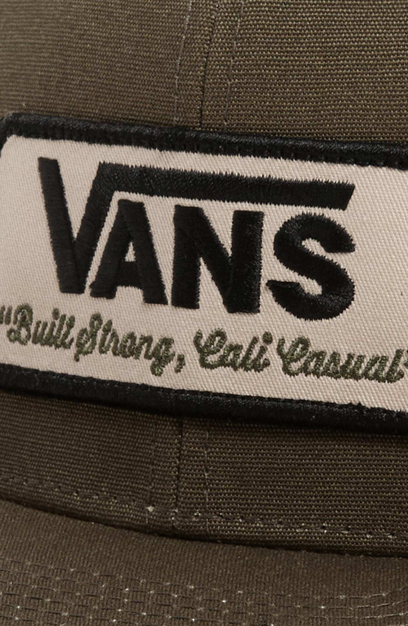 Alternate Image 3  - Vans 'Rowley' Snapback Hat