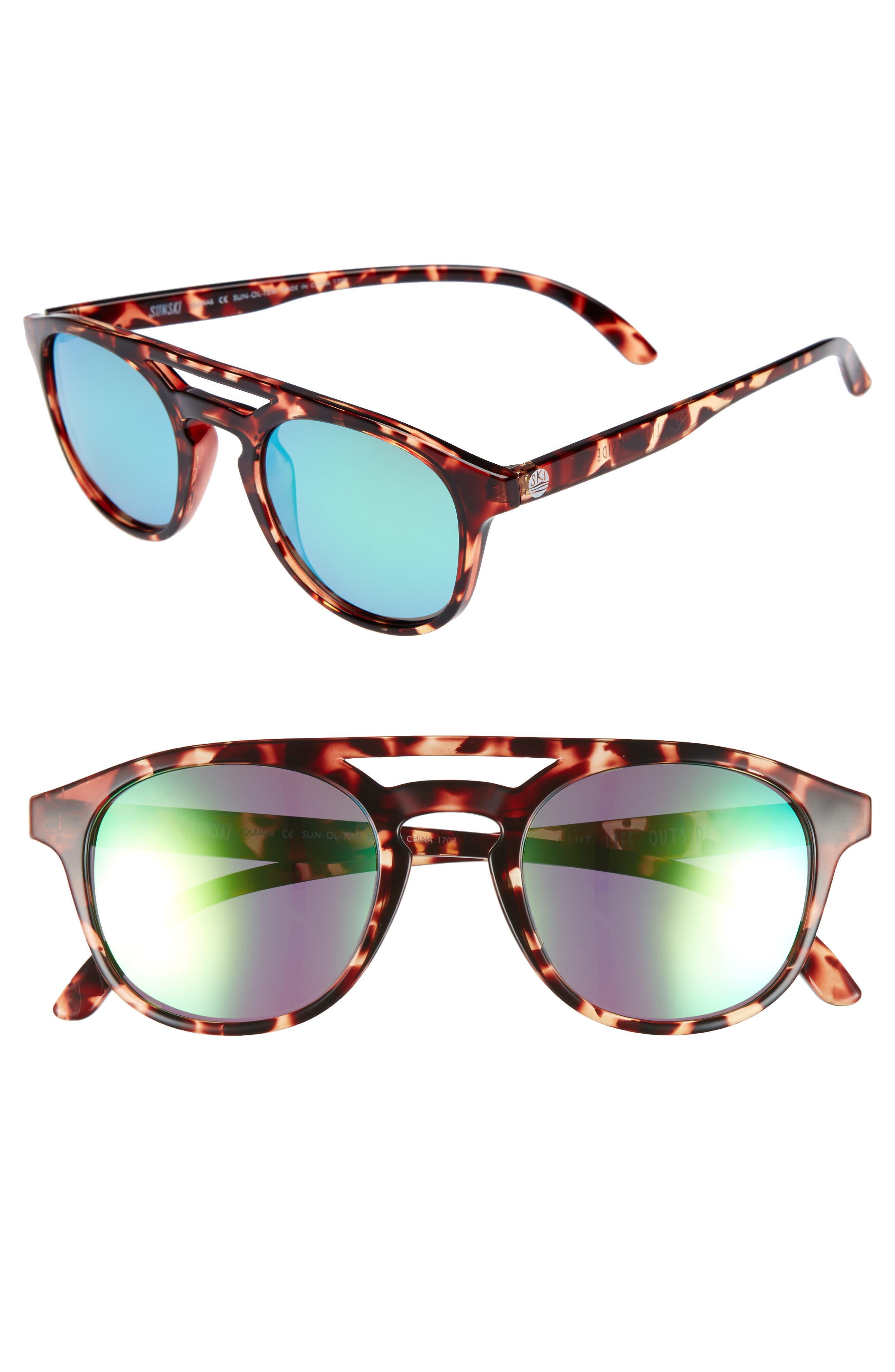 Sunski Olema 53mm Polarized Sunglasses