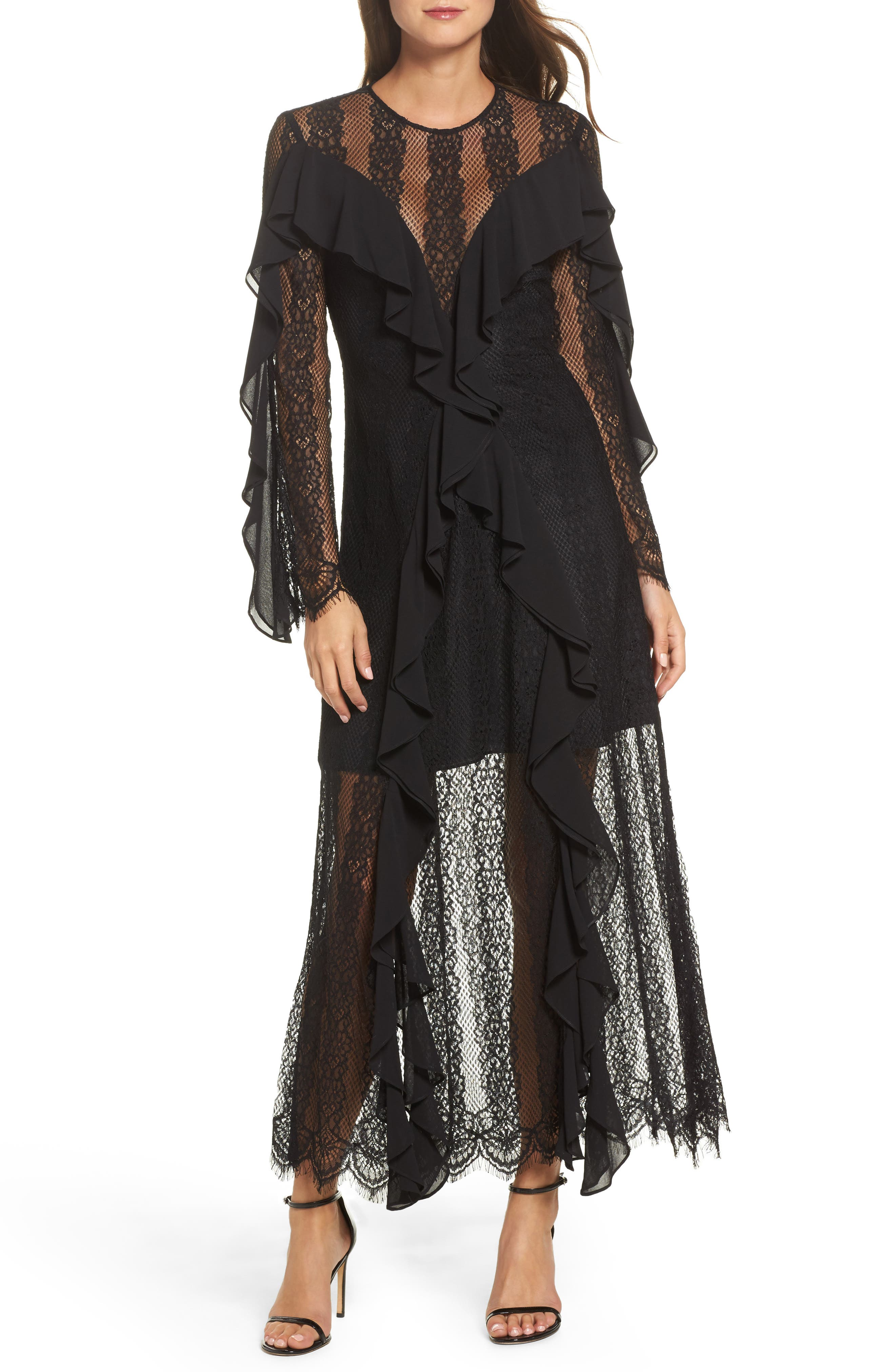 Keepsake the Label Better Days Lace Gown